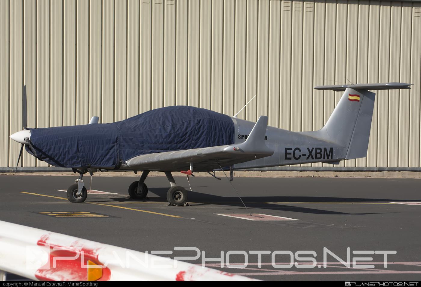 Dova Aircraft DV-1 Skylark - EC-XBM operated by Private operator