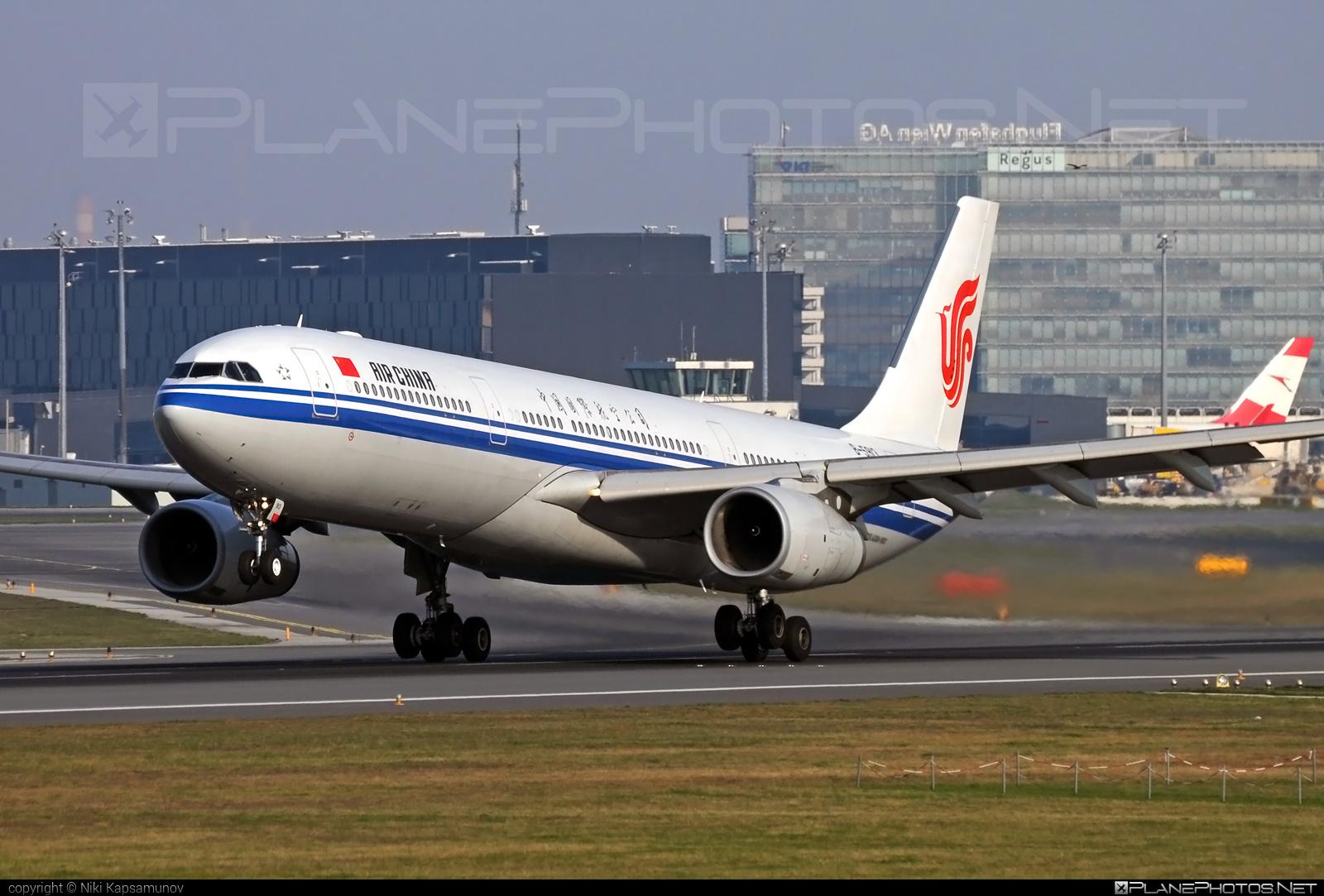 Airbus A330-343E - B-5913 operated by Air China #a330 #a330e #a330family #airbus #airbus330 #airchina
