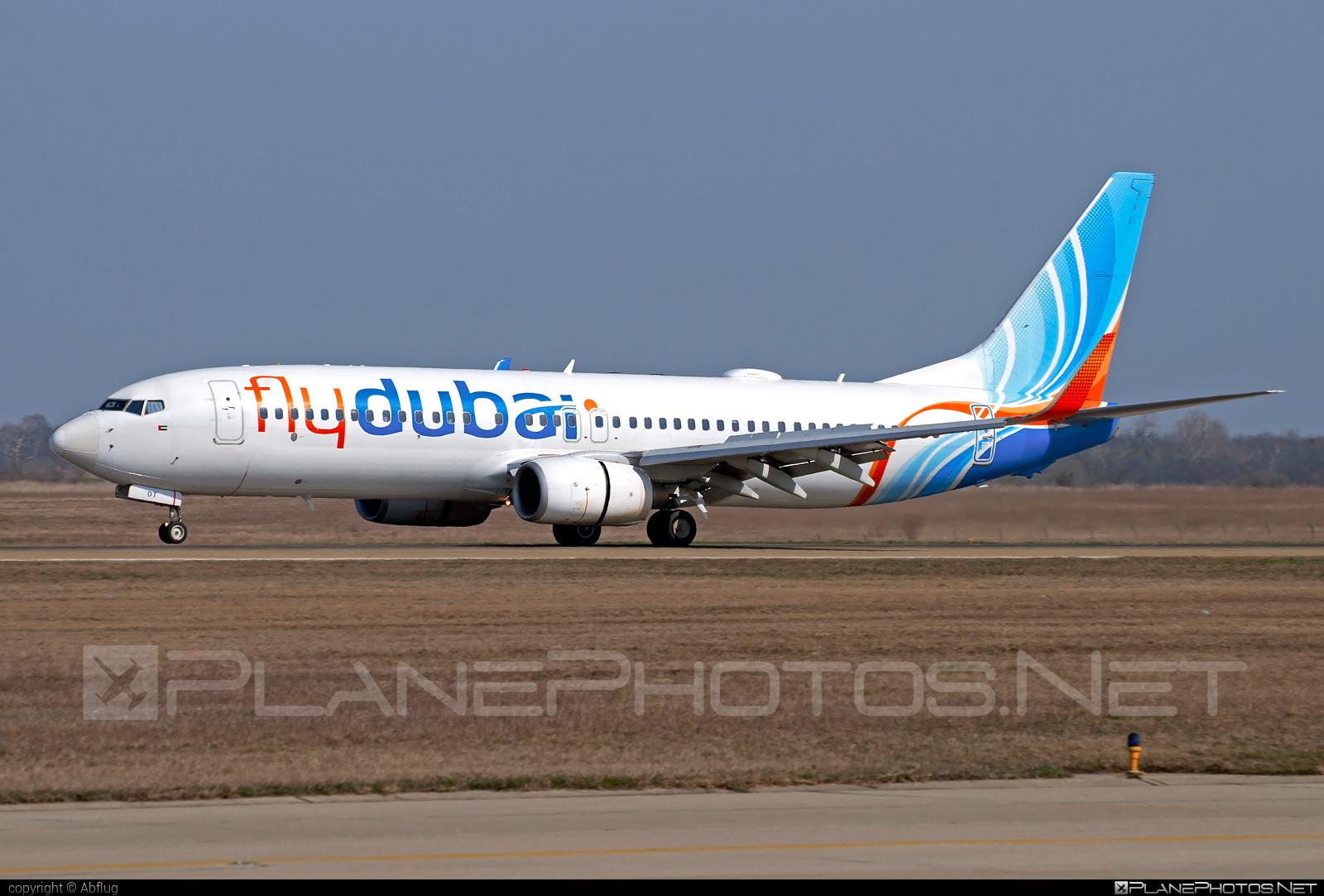 Boeing 737-800 - A6-FDT operated by flydubai #b737 #b737nextgen #b737ng #boeing #boeing737