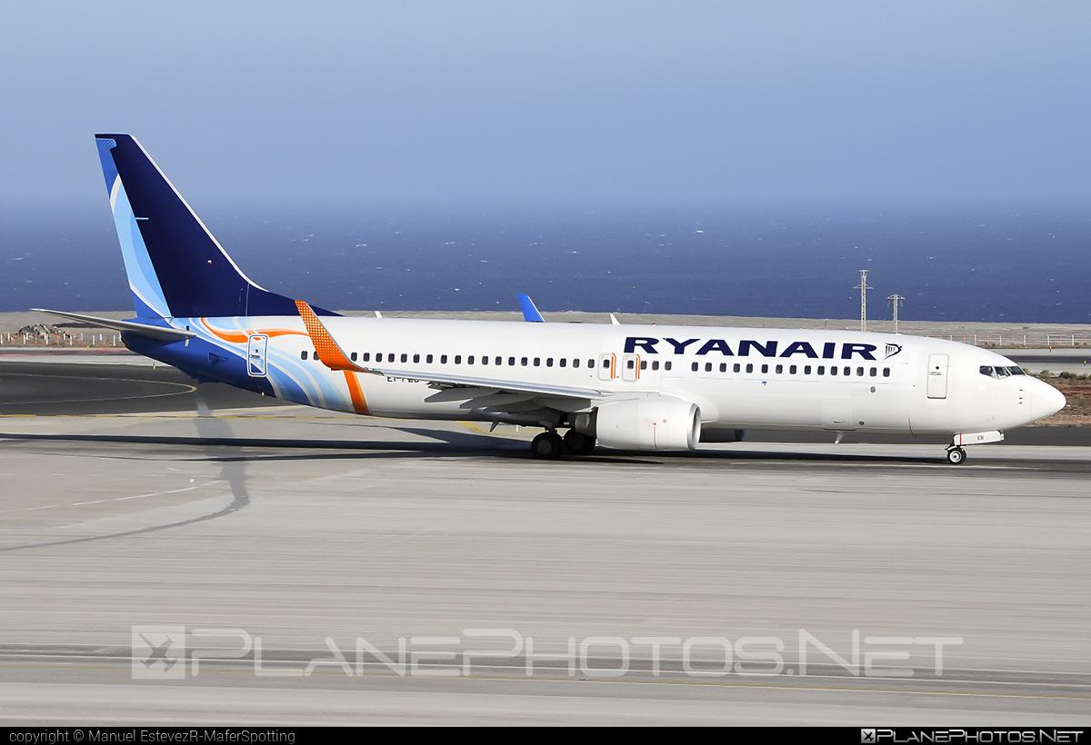 Boeing 737-800 - EI-FEB operated by Ryanair #b737 #b737nextgen #b737ng #boeing #boeing737 #ryanair