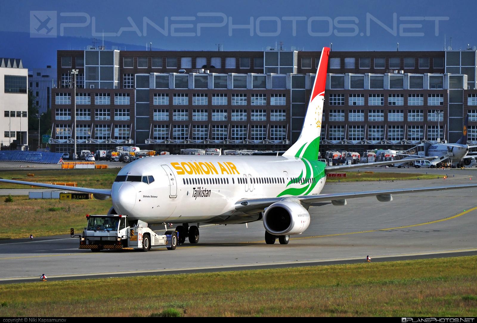Boeing 737-900ER - P4-TAJ operated by Somon Air #b737 #b737er #b737nextgen #b737ng #boeing #boeing737