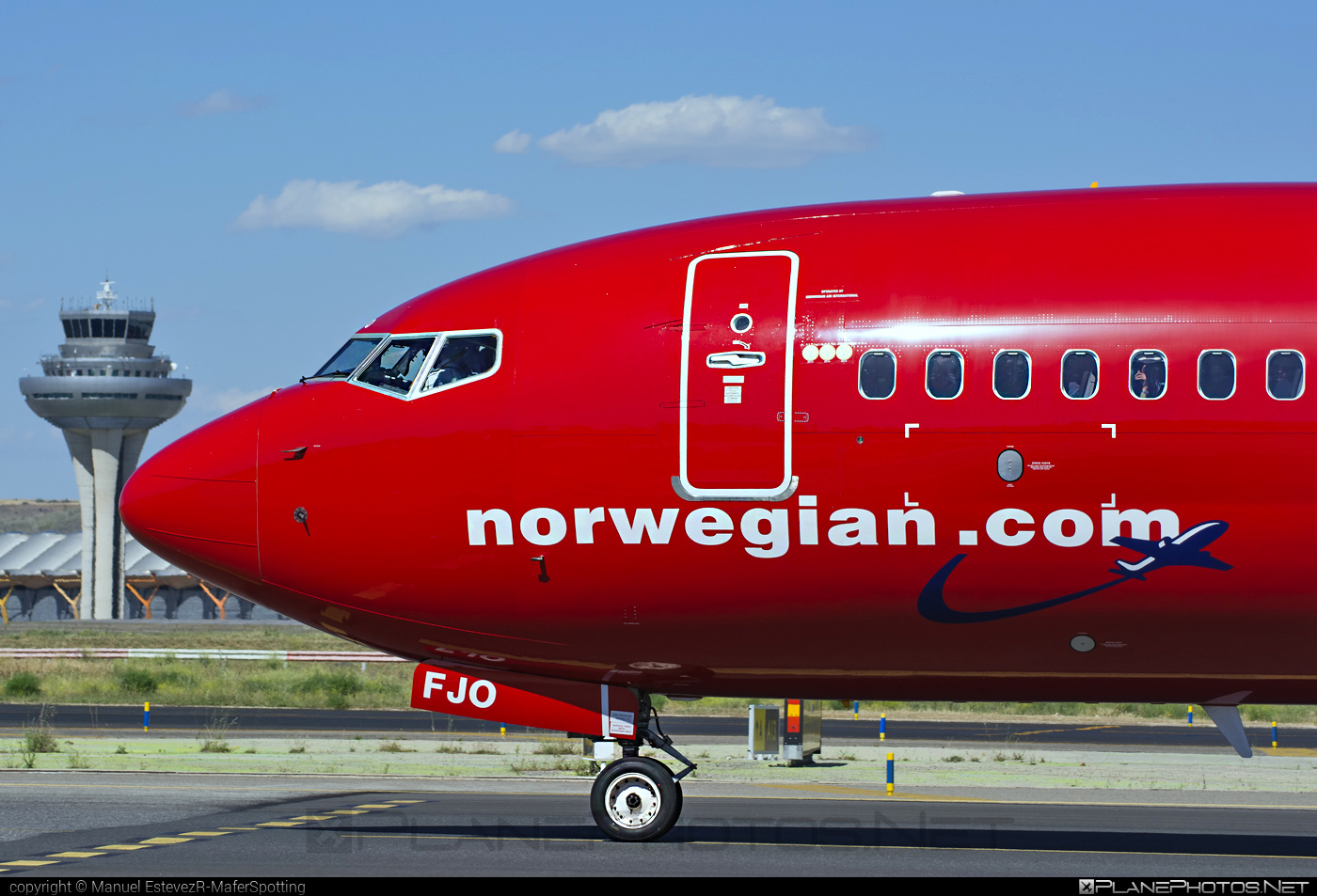 Boeing 737-800 - EI-FJO operated by Norwegian Air International #b737 #b737nextgen #b737ng #boeing #boeing737 #norwegian #norwegianair #norwegianairinternational