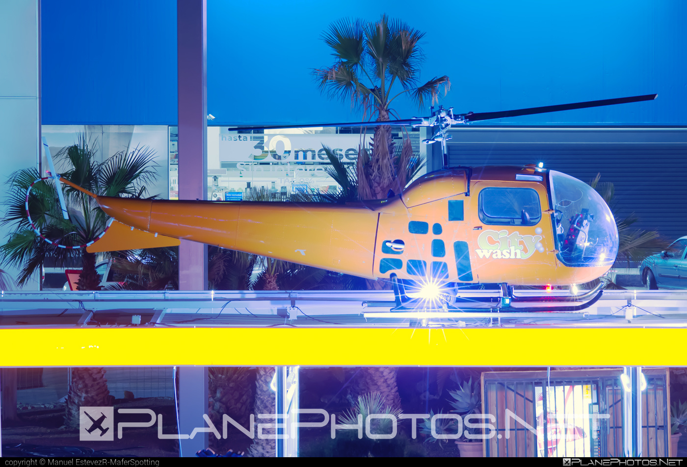 Agusta Bell 47J-2 Ranger - G-ASLR operated by Private operator #agustabell