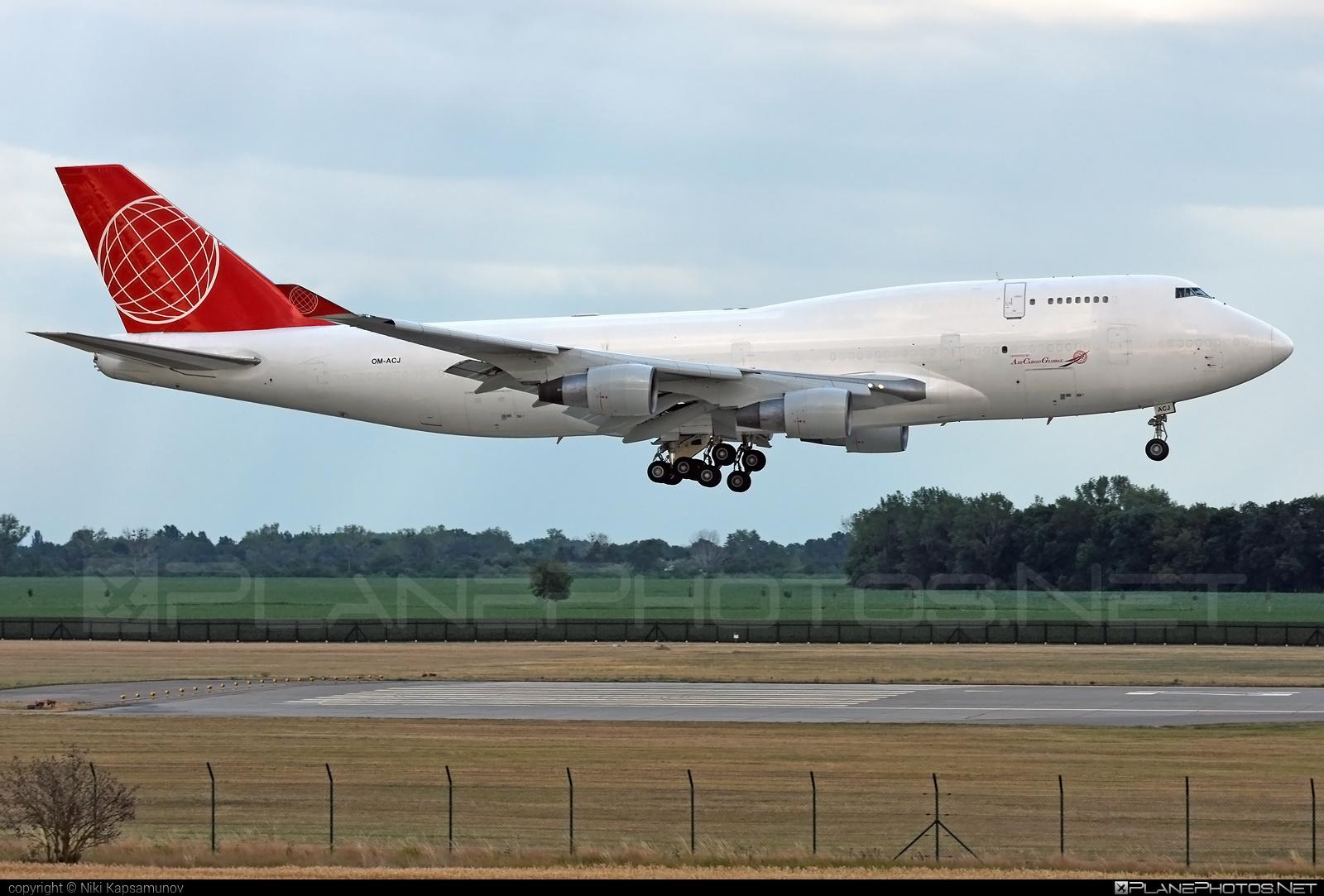 Boeing 747-400SF - OM-ACJ operated by Air Cargo Global #b747 #b747sf #boeing #boeing747 #jumbo