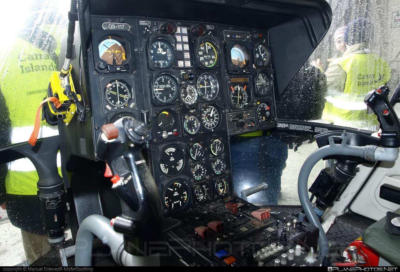 MBB Bo 105CBS-4 - HU.15-89 operated by Guardia Civil (Spanish Civil Guard) #mbb