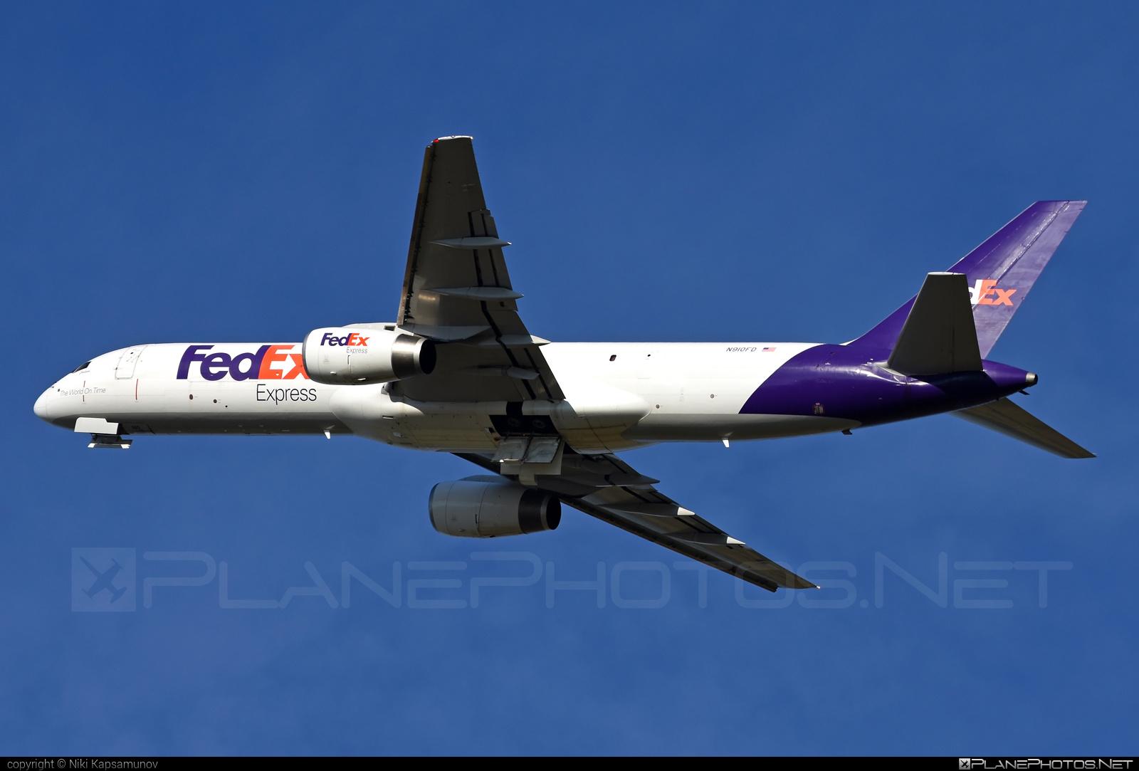 Boeing 757-200SF - N910FD operated by FedEx Express #b757 #boeing #boeing757 #fedex #fedexairlines #fedexexpress