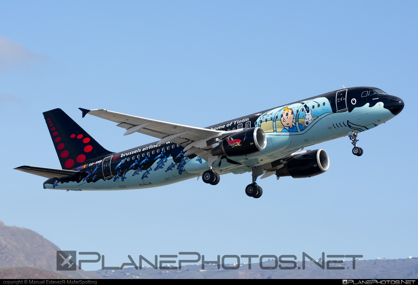 Airbus A320-214 - OO-SNB operated by Brussels Airlines #a320 #a320family #airbus #airbus320 #brusselsairlines