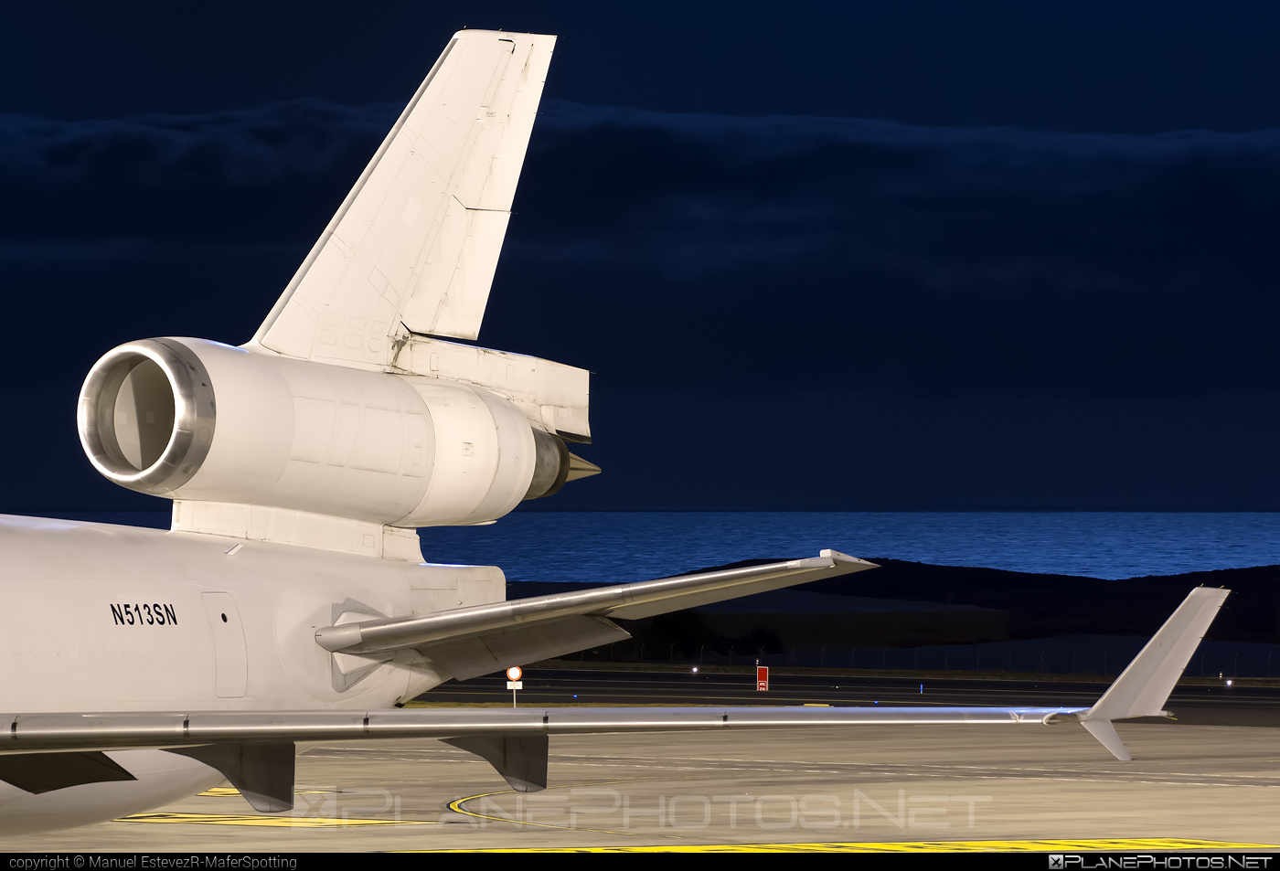Western Global Airlines McDonnell Douglas MD-11F - N513SN