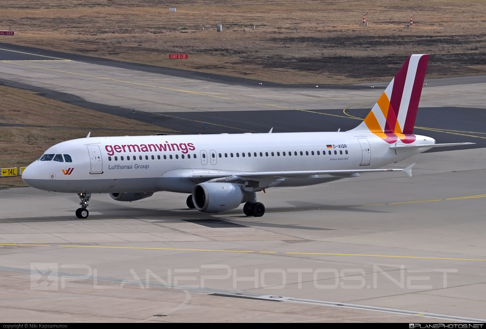 Germanwings Airbus A320-211 - D-AIQR #a320 #a320family #airbus