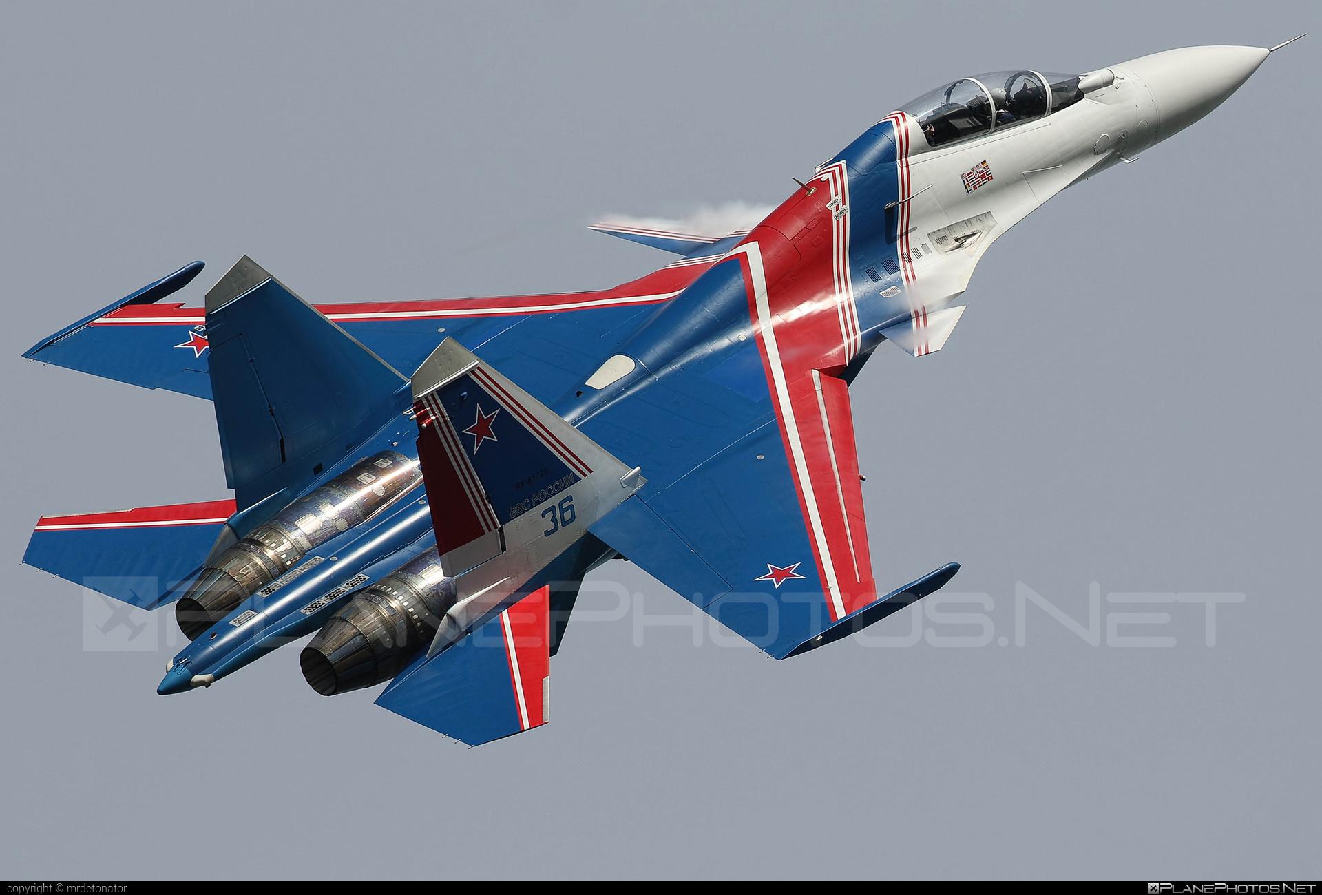 Sukhoi Su-30SM - RF-81721 operated by Voyenno-vozdushnye sily Rossii (Russian Air Force) #maks2017 #russianknights #russkiyevityazi #su30 #su30sm #sukhoi #sukhoi30 #sukhoisu30sm