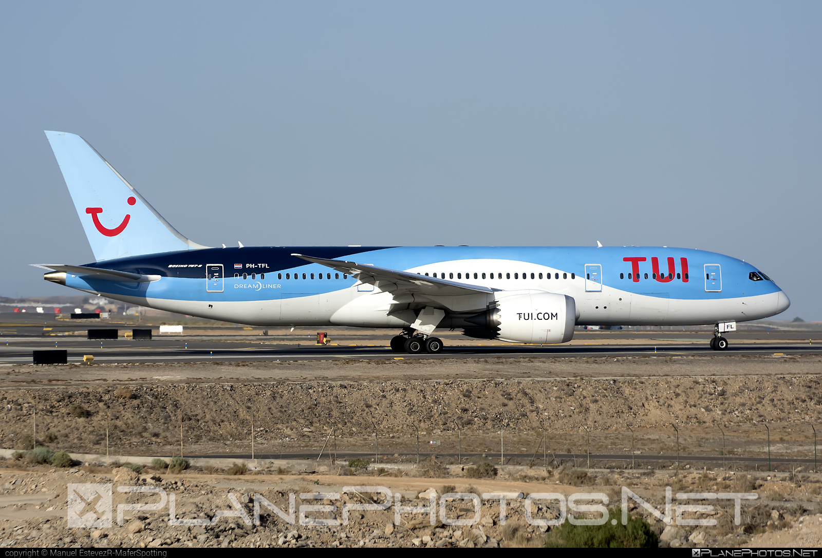 Boeing 787-8 Dreamliner - PH-TFL operated by TUI Airlines Nederlands #b787 #boeing #boeing787 #dreamliner #tui #tuiairlines #tuiairlinesnederlands