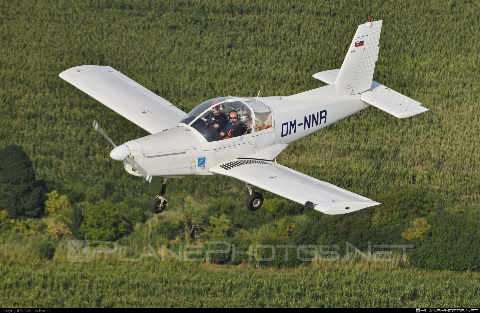 Zlin Z-142 - OM-NNR operated by Slovenský národný aeroklub (Slovak National Aeroclub) #z142 #zlin #zlin142