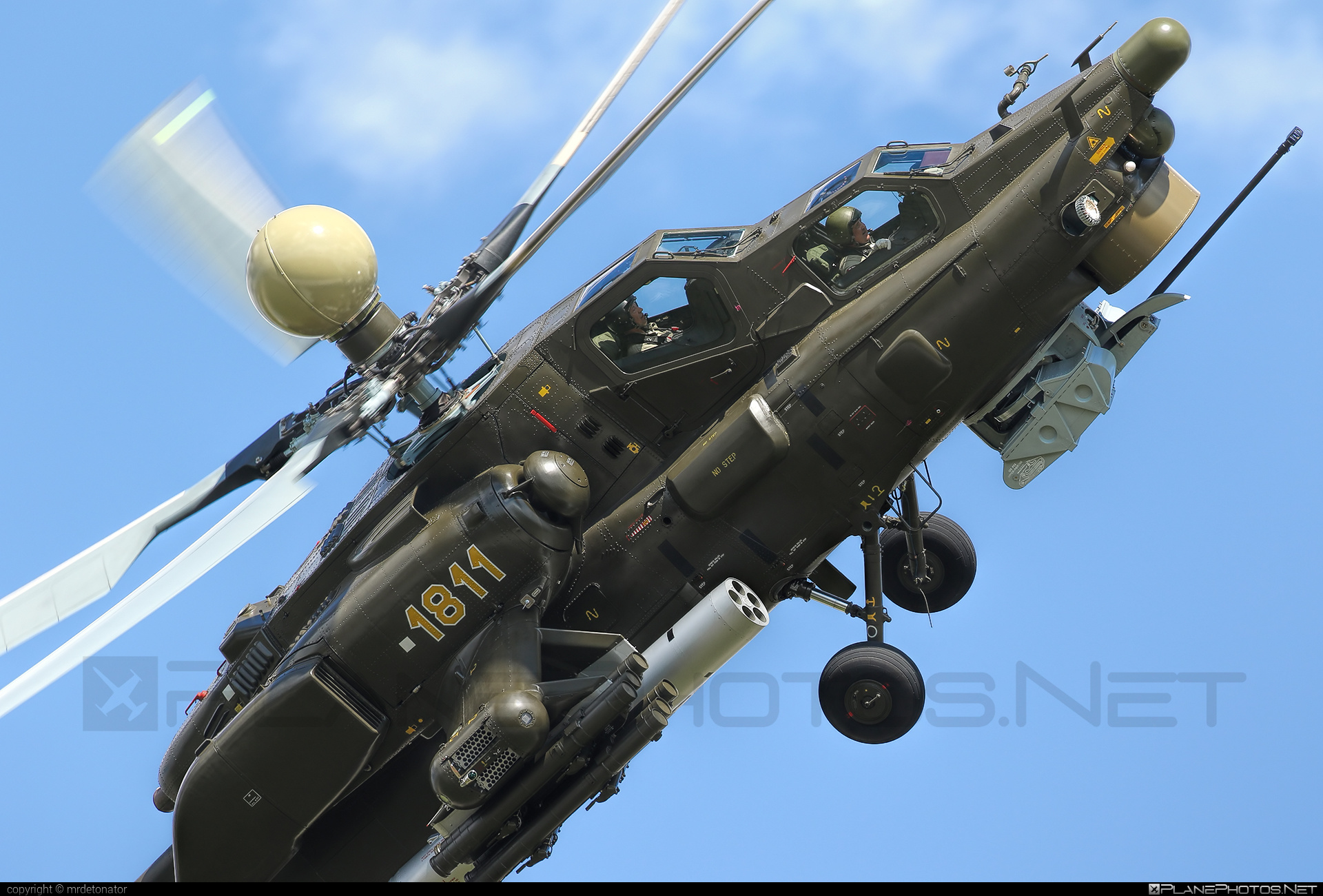 Russian Helicopters Mil Mi-28NE Night Hunter - 1811