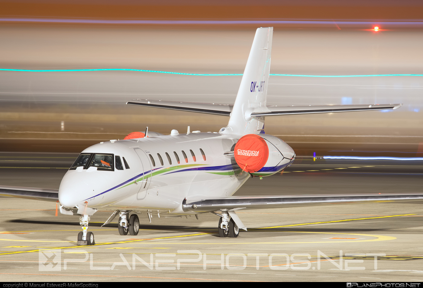 Cessna 680 Citation Sovereign+ - OK-JRT operated by Travel Service #cessna #cessna680 #cessna680citationsovereign #cessna680citationsovereignplus #cessnacitation #cessnacitationsovereign #cessnacitationsovereignplus #citationsovereign #citationsovereignplus #travelservice