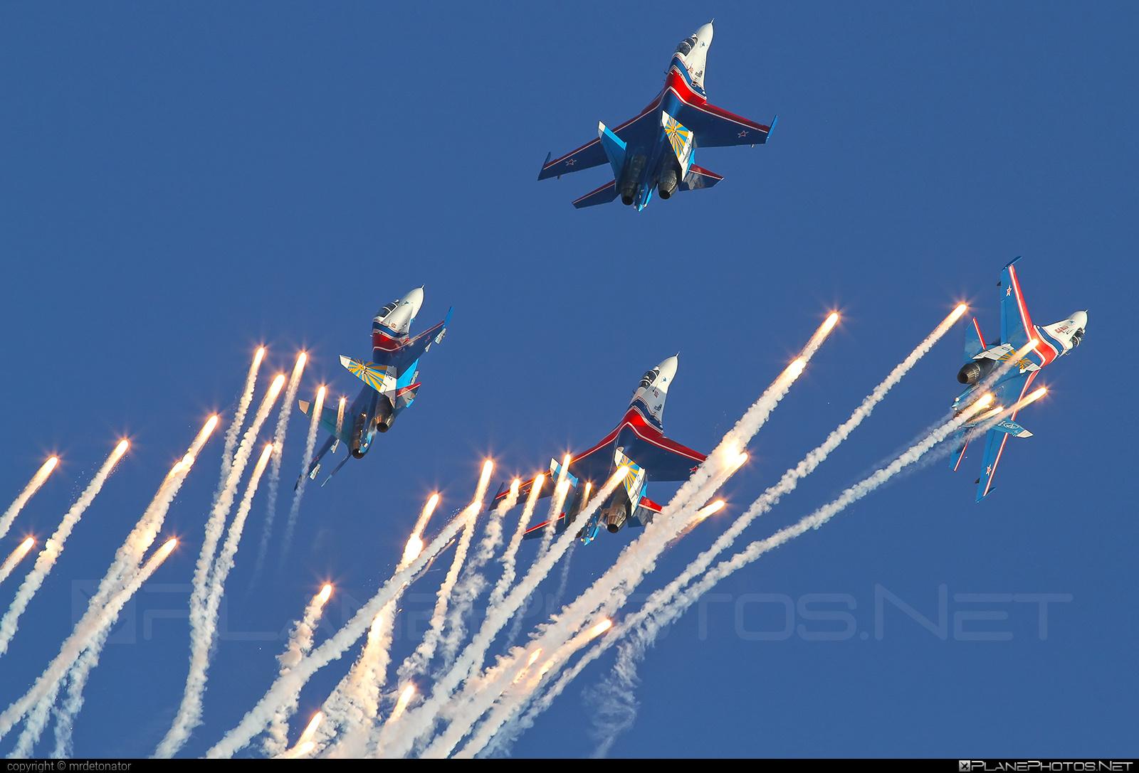 Sukhoi Su-27P - 08 operated by Voyenno-vozdushnye sily Rossii (Russian Air Force) #su27 #su27p #sukhoi #sukhoi27