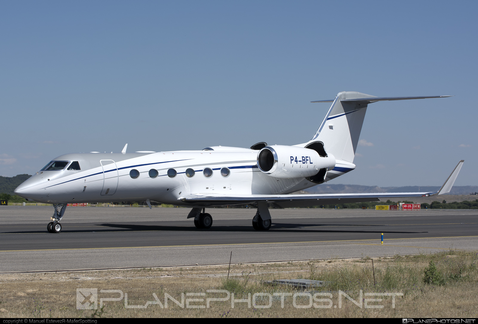 Gulfstream G450 - P4-BFL operated by Private operator #gulfstream