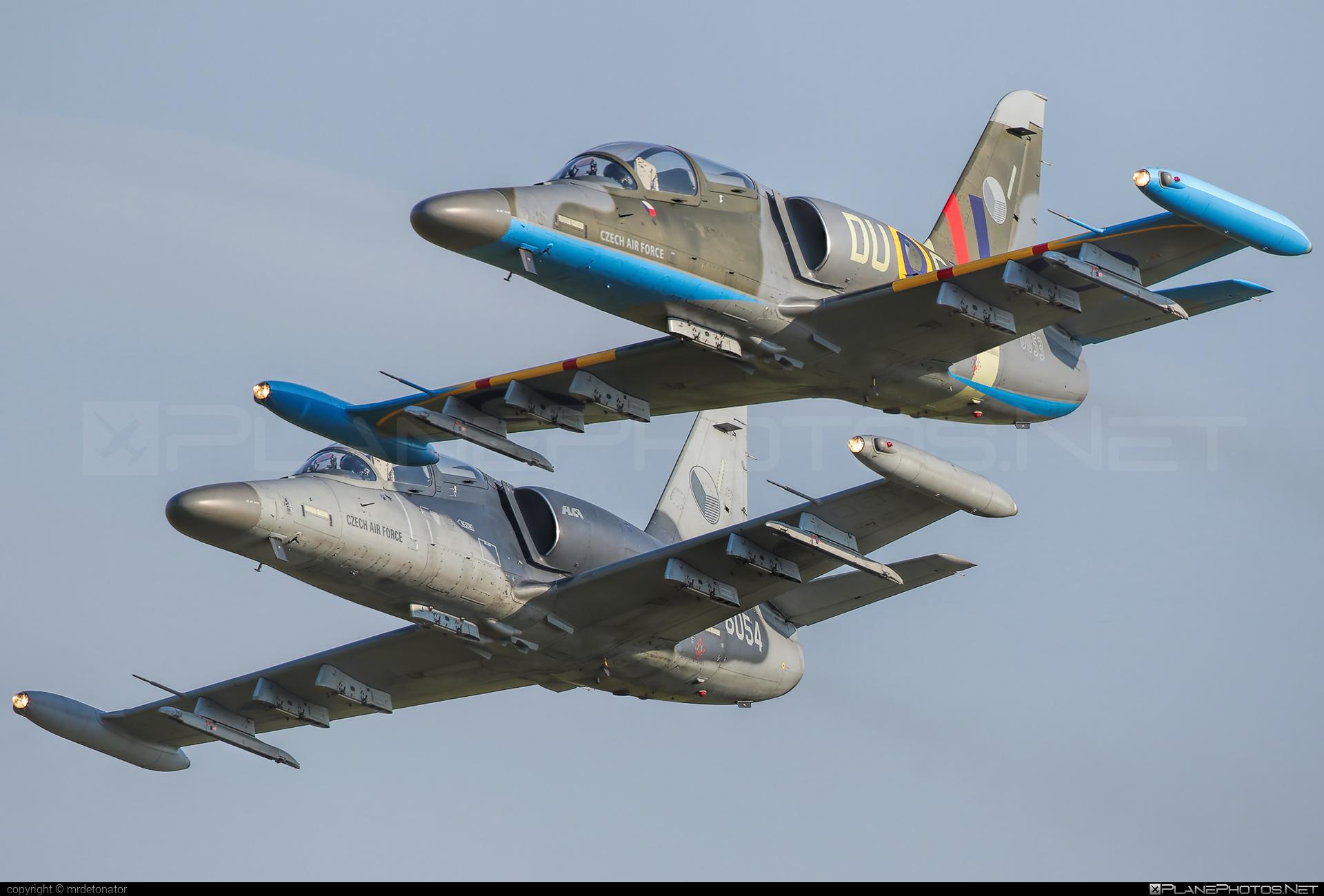 Aero L-159A Alca - 6053 operated by Vzdušné síly AČR (Czech Air Force) #aero #aerol159 #aerol159aalca #aerol159alca #czechairforce #l159 #l159a #l159aalca #l159alca #vzdusnesilyacr