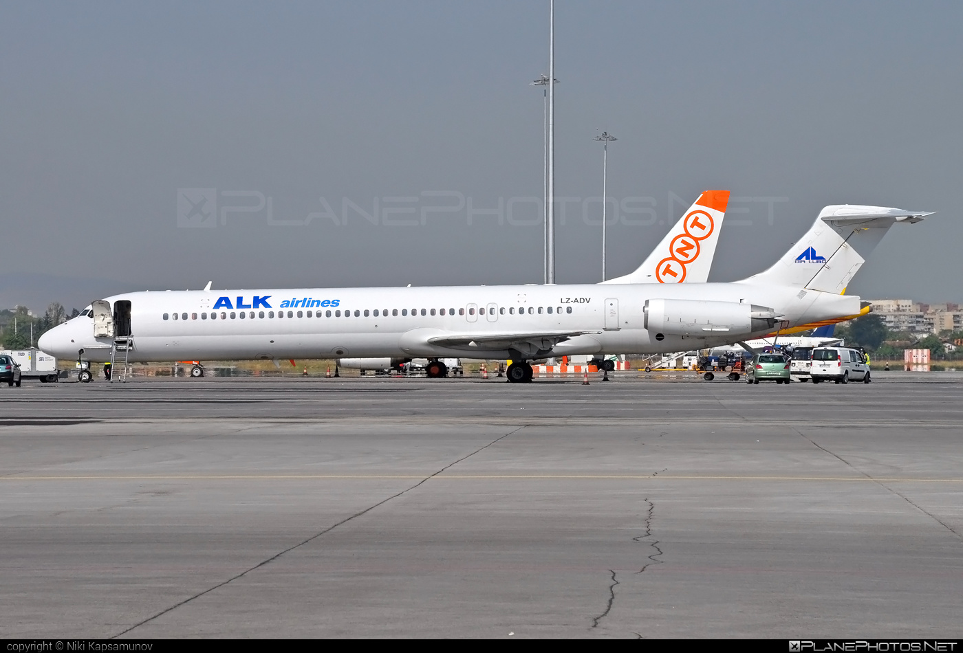 McDonnell Douglas MD-82 - LZ-ADV operated by ALK Airlines #mcdonnelldouglas #mcdonnelldouglas80 #mcdonnelldouglas82 #mcdonnelldouglasmd80 #mcdonnelldouglasmd82 #md80 #md82