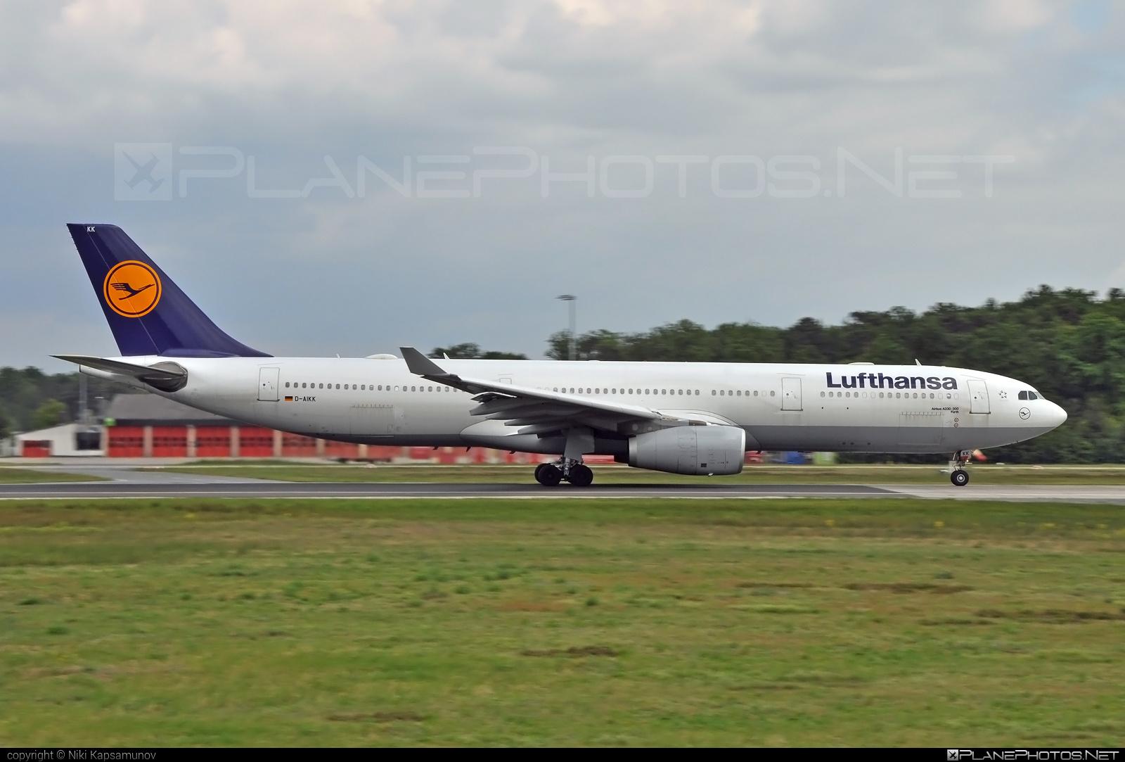 Airbus A330-343 - D-AIKK operated by Lufthansa #a330 #a330family #airbus #airbus330 #lufthansa