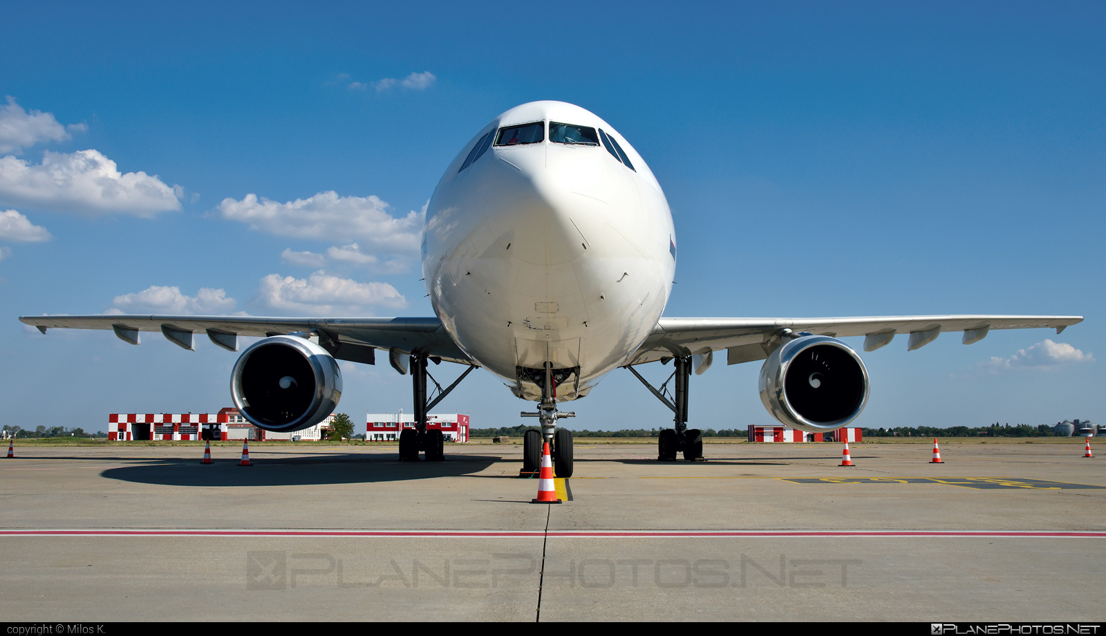 Airbus A300B4-605R - S5-ABW operated by Solinair #a300 #airbus