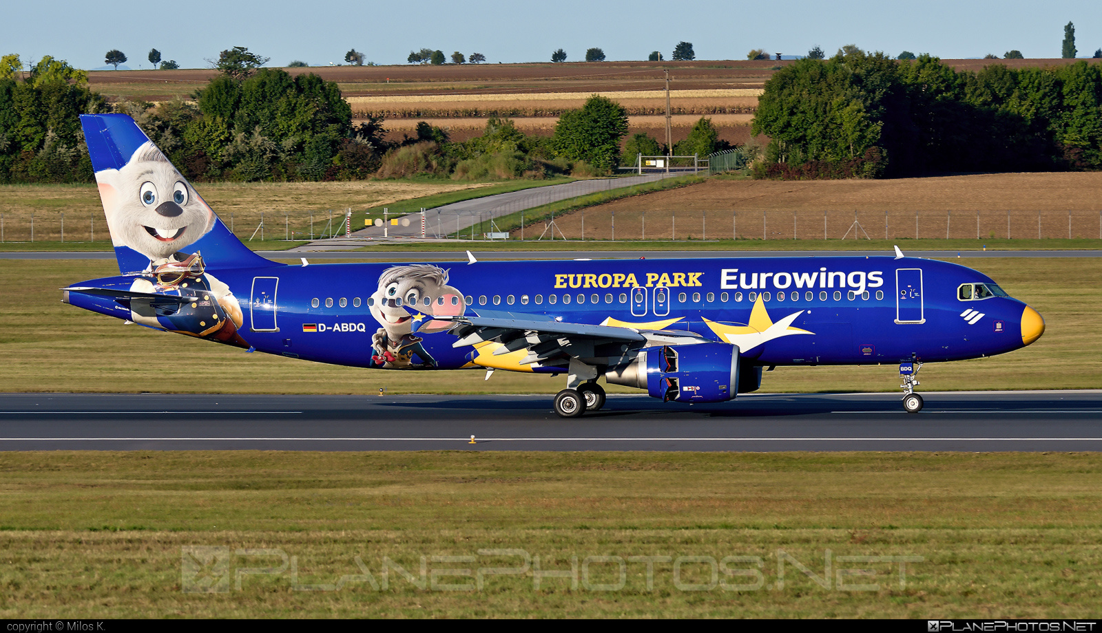 Airbus A320-214 - D-ABDQ operated by Eurowings #a320 #a320family #airbus #airbus320 #eurowings
