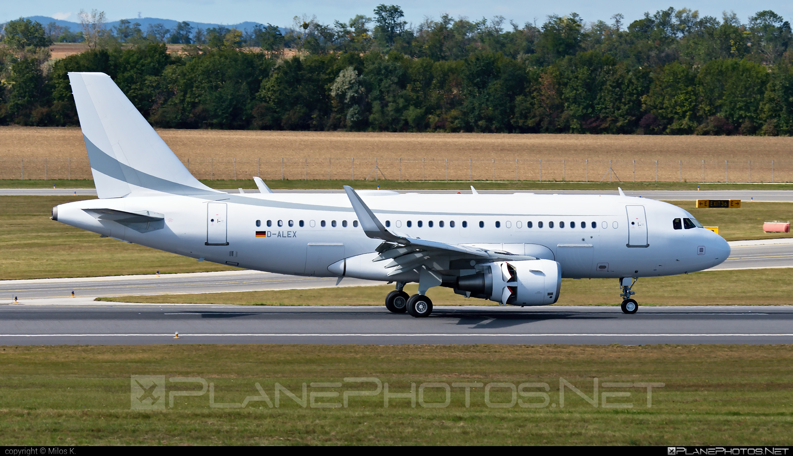 Airbus ACJ319-115 - D-ALEX operated by K5-Aviation #acj319 #acj319115 #airbus #airbuscorporatejet #k5aviation