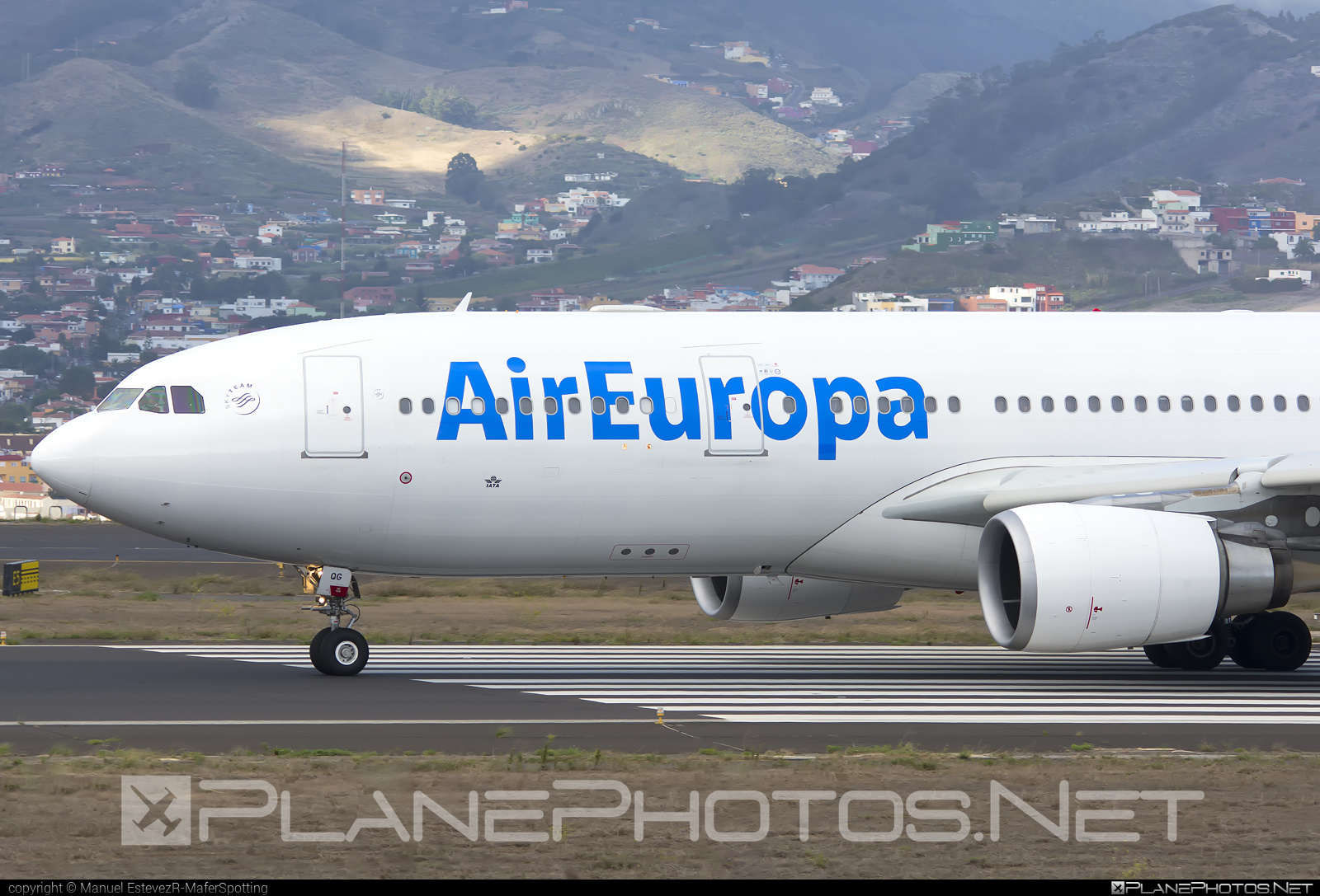 Airbus A330-203 - EC-JQG operated by Air Europa #a330 #a330family #airbus #airbus330