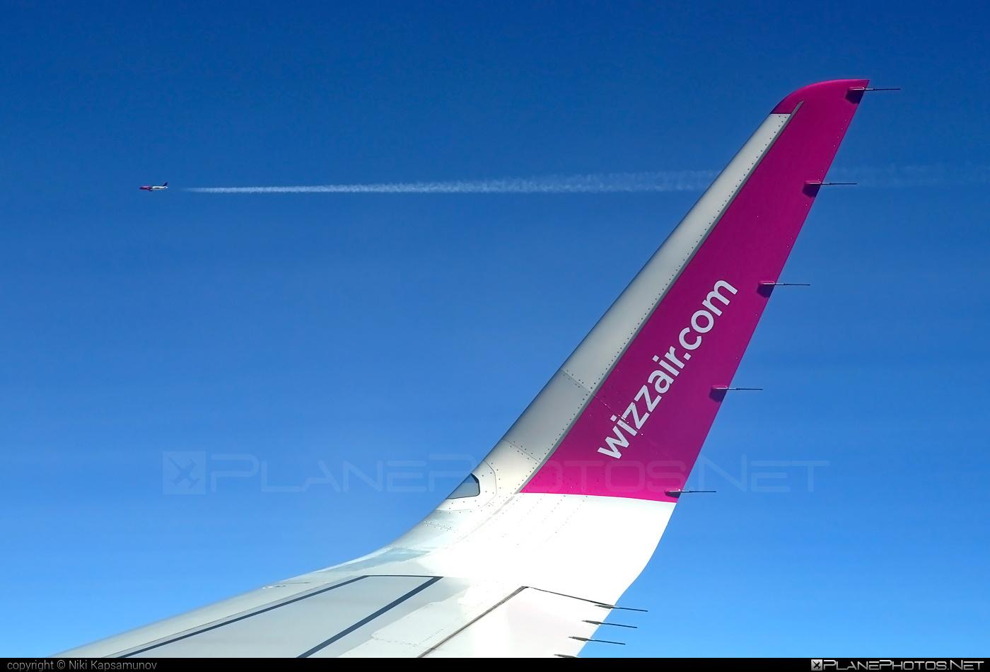 Wizz Air Airbus A320-232 - HA-LYS #a320 #a320family #airbus #airbus320 #wizz #wizzair