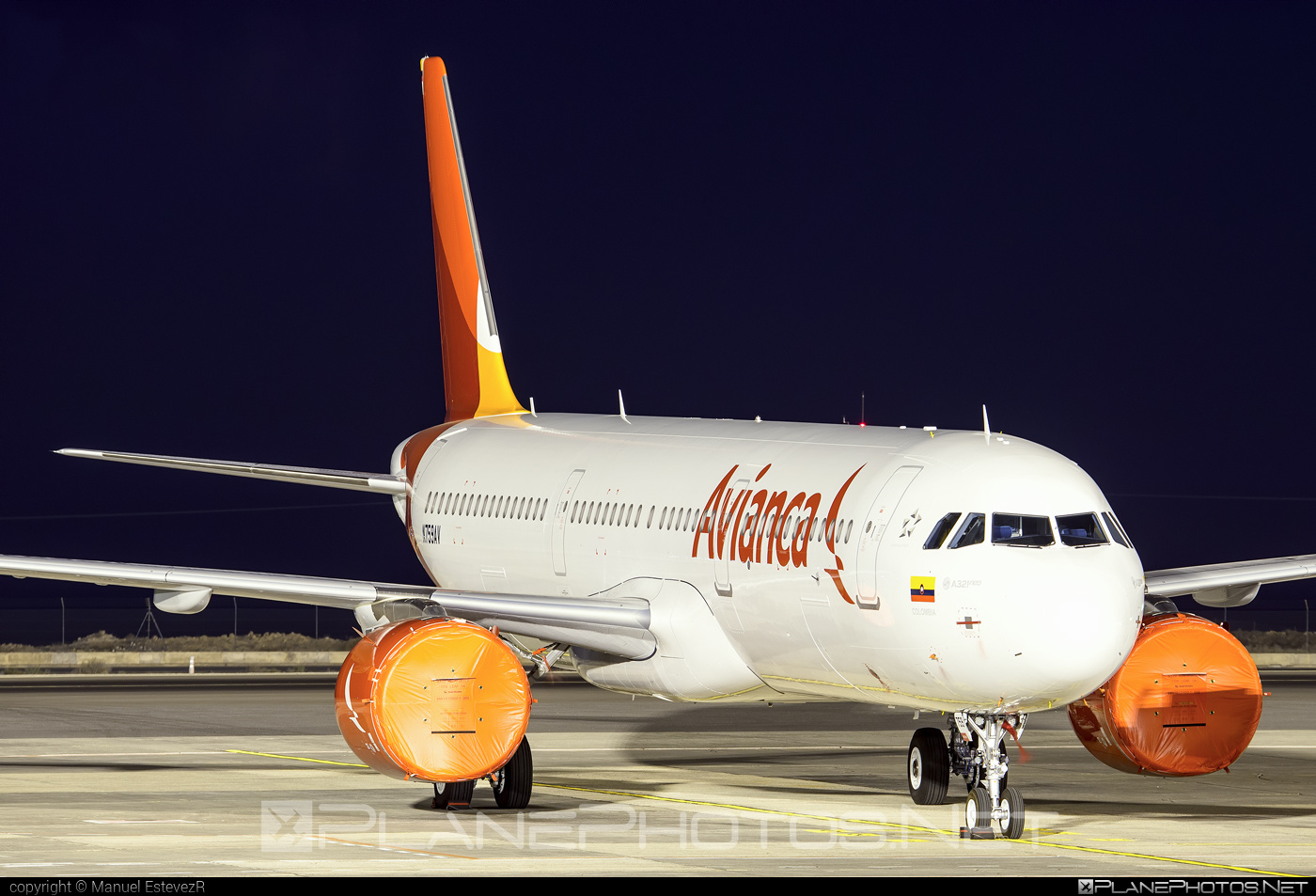 Airbus A321-253N - N759AV operated by Avianca #a320family #a321 #a321neo #airbus #airbus321 #avianca