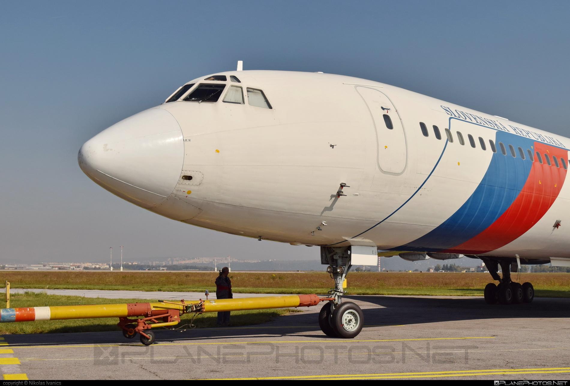 Tupolev Tu-154M - OM-BYO operated by Letecký útvar MV SR (Slovak Government Flying Service) #SlovakGovernmentFlyingService #leteckyutvarMVSR #tu154 #tu154m #tupolev