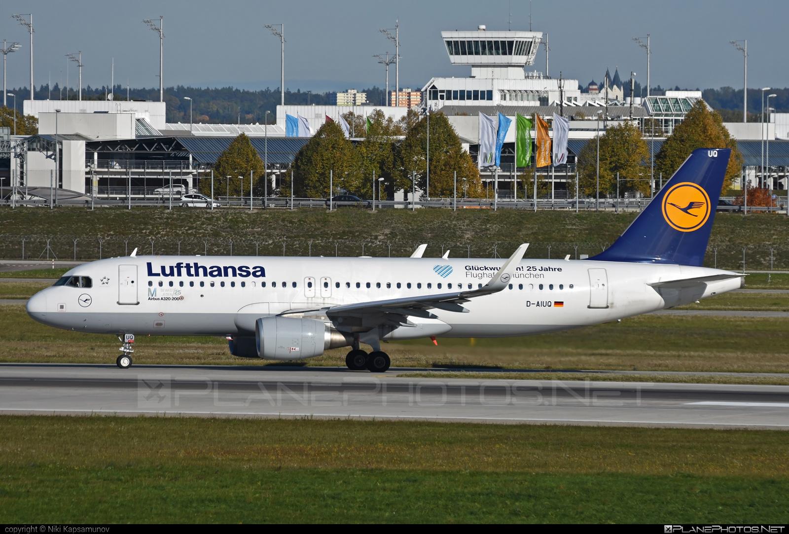 Airbus A320-214 - D-AIUQ operated by Lufthansa #a320 #a320family #airbus #airbus320 #lufthansa