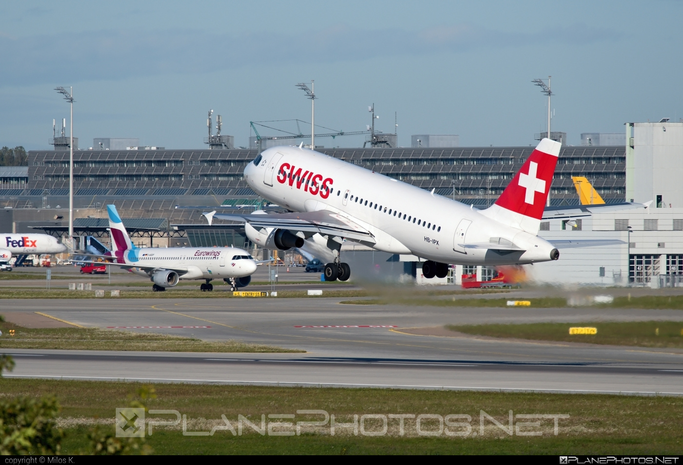 Airbus A319-111 - HB-IPX operated by Swiss International Air Lines #a319 #a320family #airbus #airbus319 #swiss #swissairlines