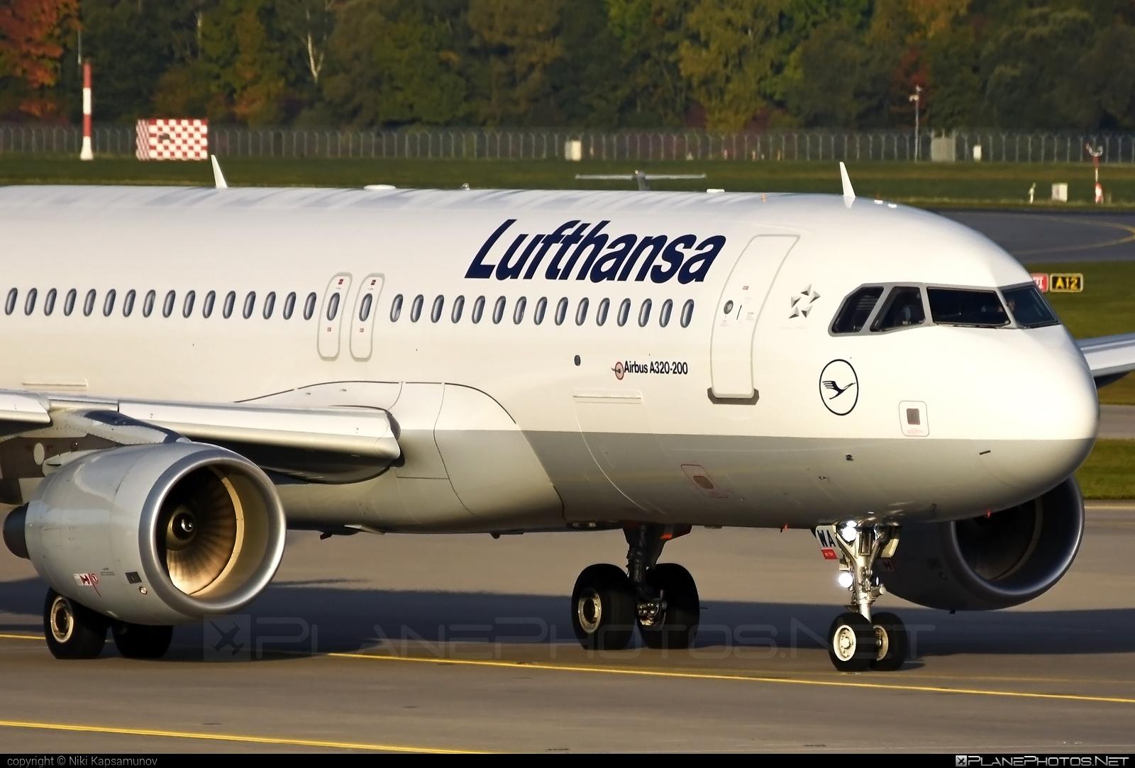 Airbus A320-214 - D-AIWA operated by Lufthansa #a320 #a320family #airbus #airbus320 #lufthansa