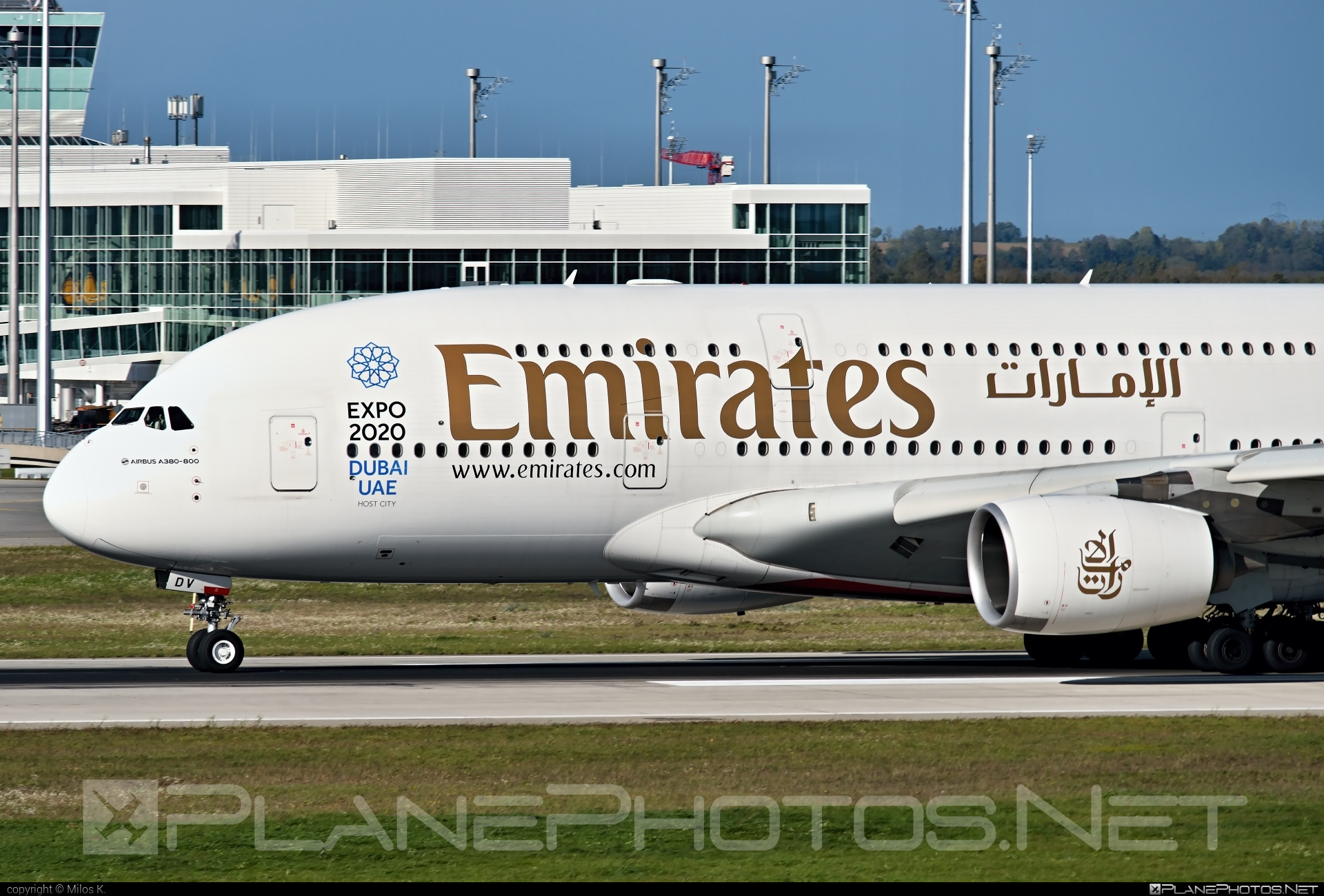 Airbus A380-861 - A6-EDV operated by Emirates #a380 #a380family #airbus #airbus380 #emirates