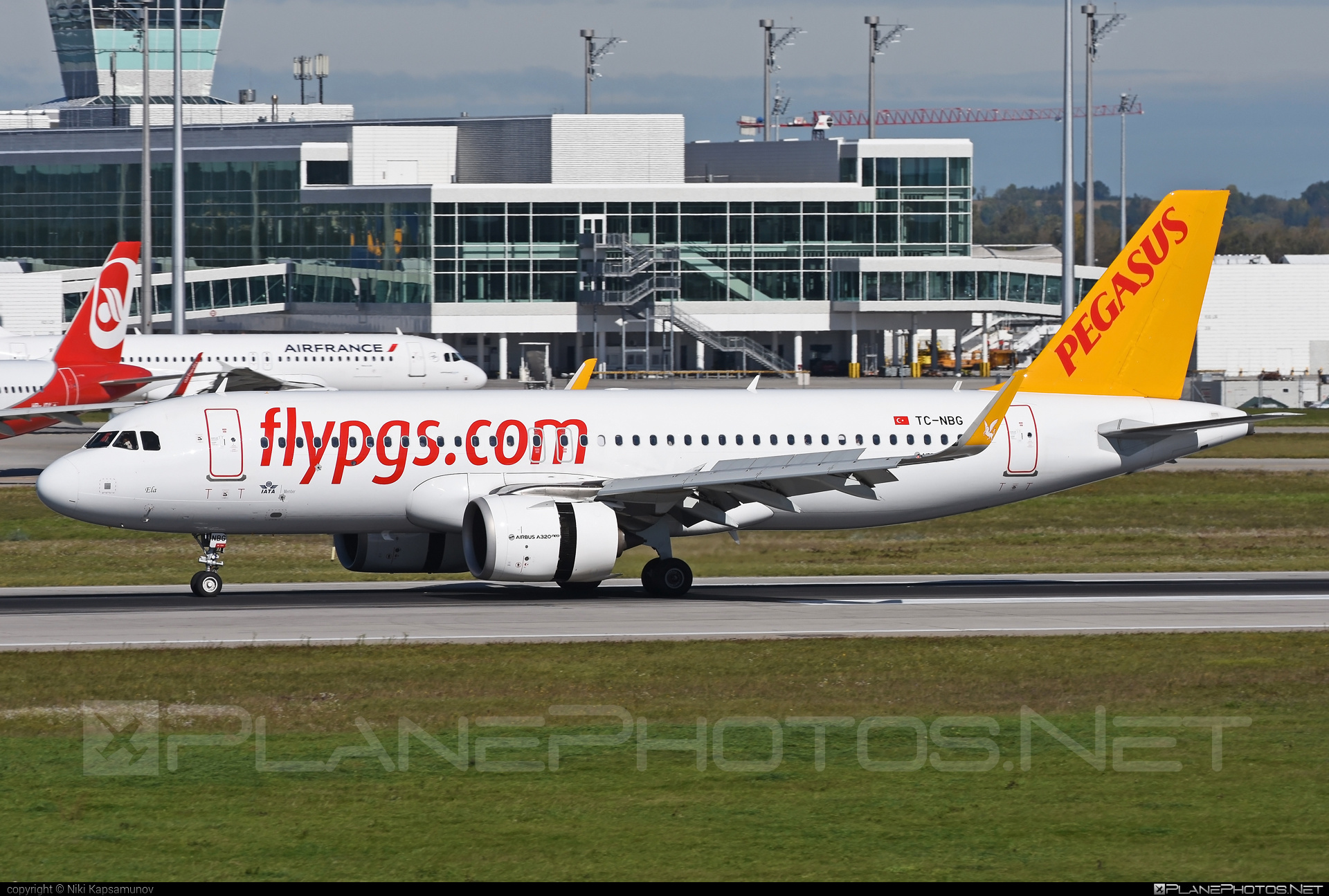Airbus A320-251N - TC-NBG operated by Pegasus Airlines #a320 #a320family #a320neo #airbus #airbus320