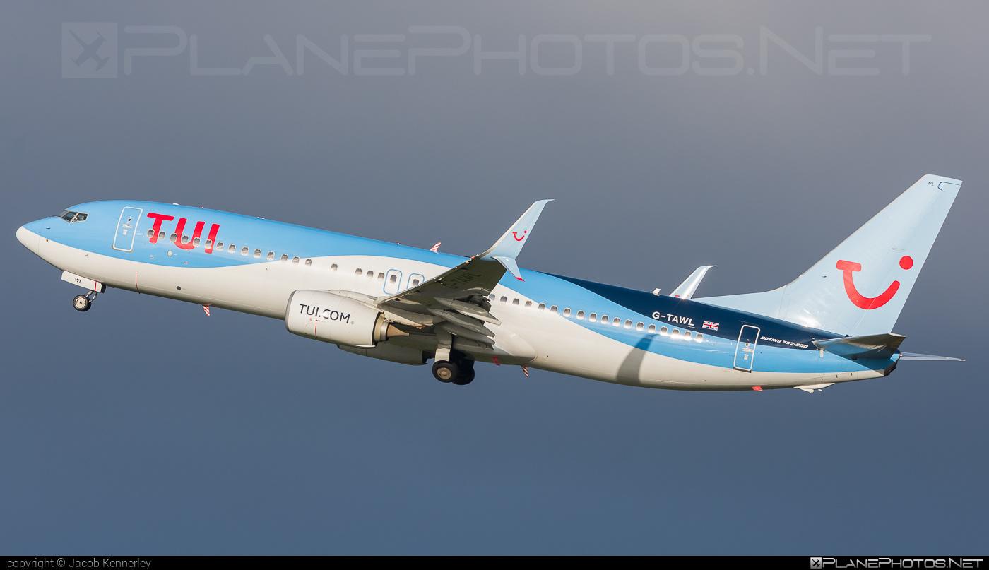 Boeing 737-800 - G-TAWL operated by TUIfly #b737 #b737nextgen #b737ng #boeing #boeing737 #tui #tuifly