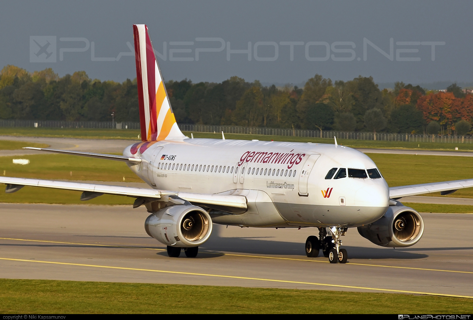 Airbus A319-132 - D-AGWS operated by Germanwings #a319 #a320family #airbus #airbus319
