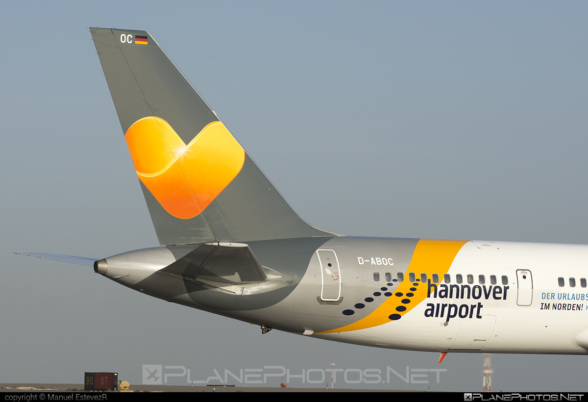 Condor Boeing 757-300 - D-ABOC #b757 #boeing