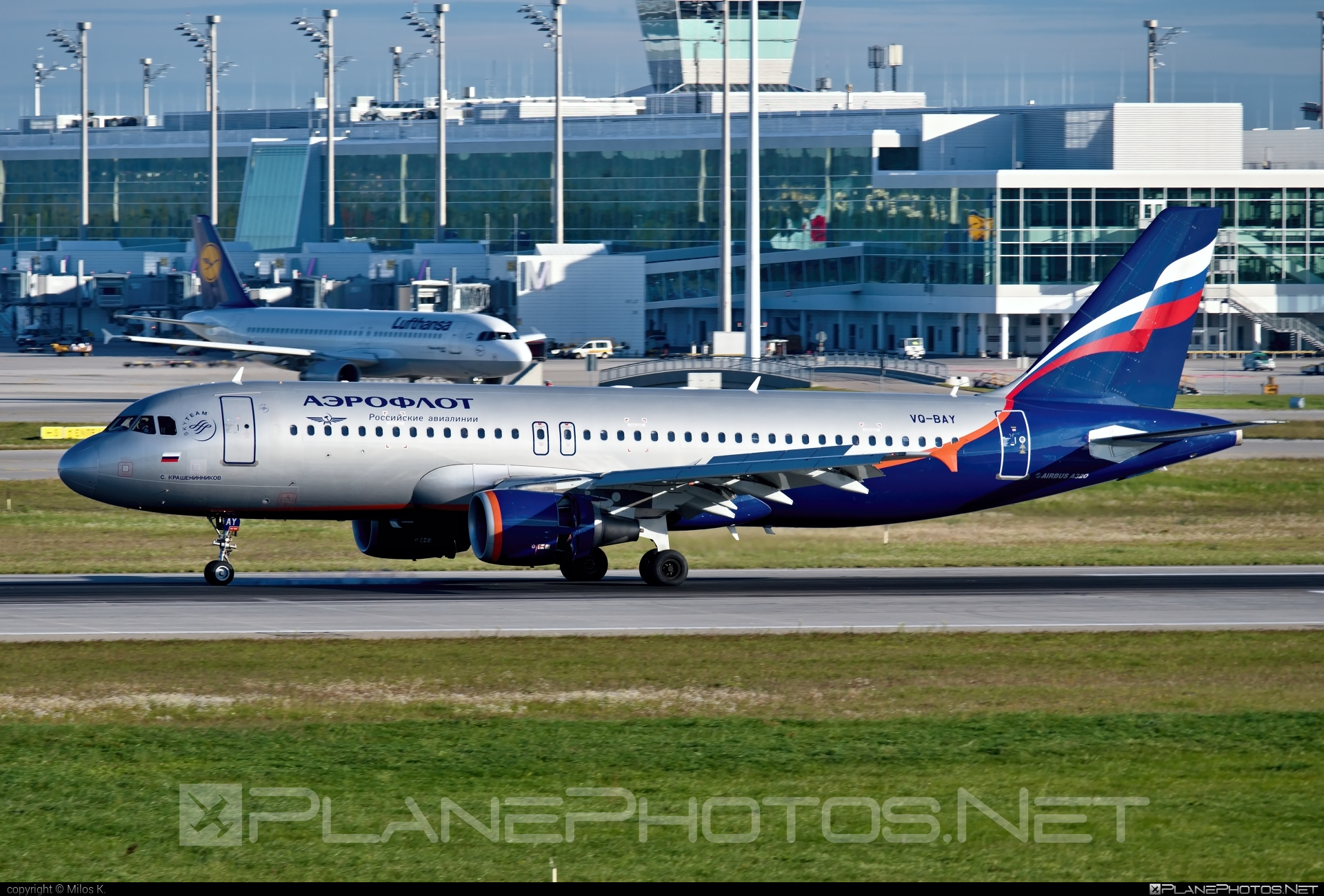Airbus A320-214 - VQ-BAY operated by Aeroflot #a320 #a320family #aeroflot #airbus #airbus320