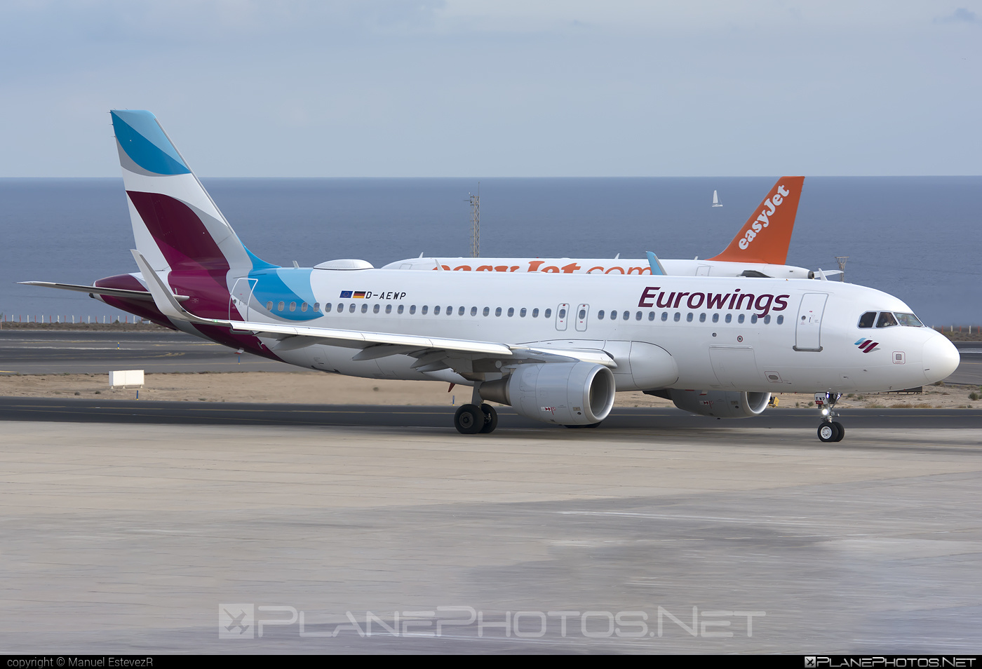 Airbus A320-214 - D-AEWP operated by Eurowings #a320 #a320family #airbus #airbus320 #eurowings
