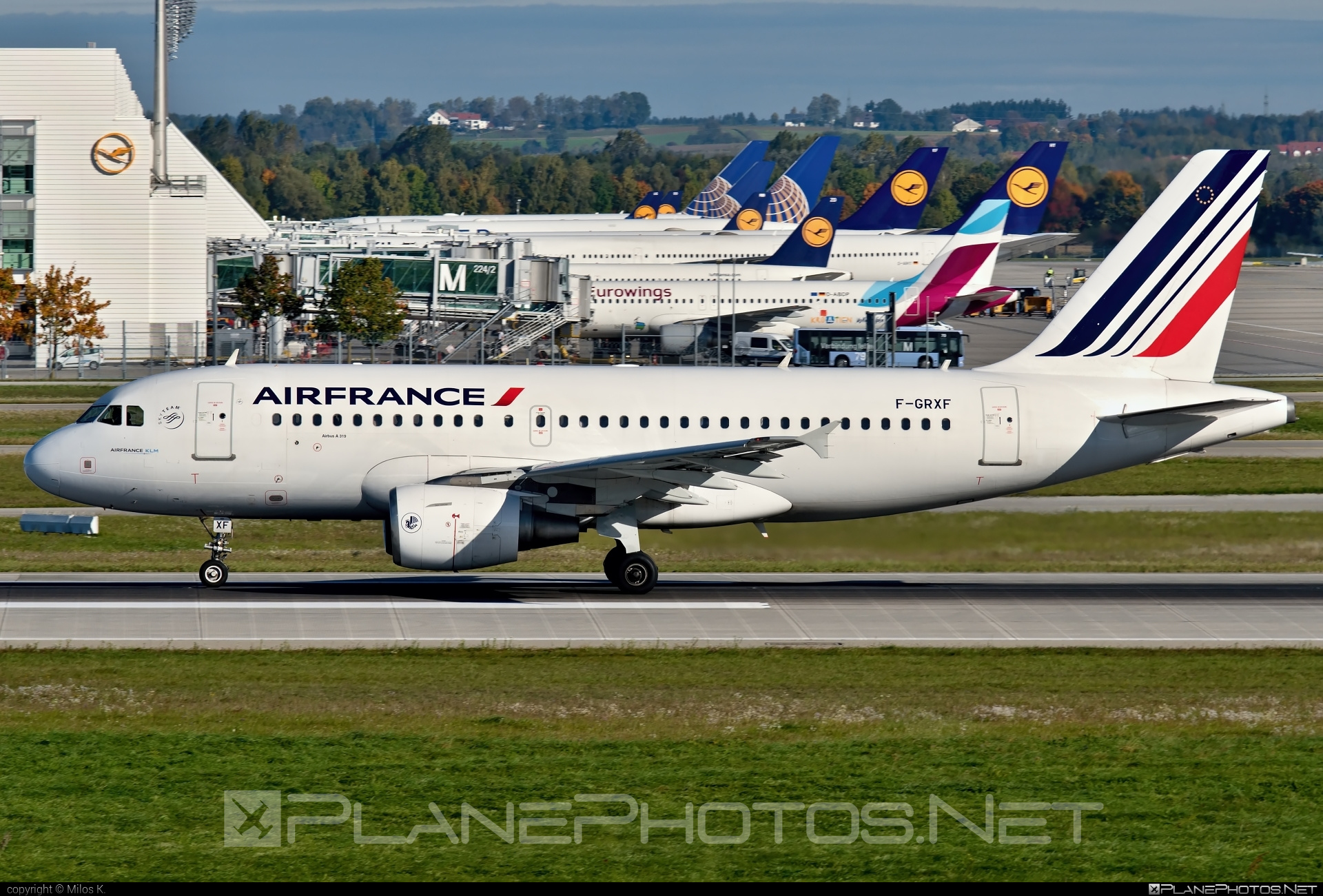 Airbus A319-111 - F-GRXF operated by Air France #a319 #a320family #airbus #airbus319 #airfrance