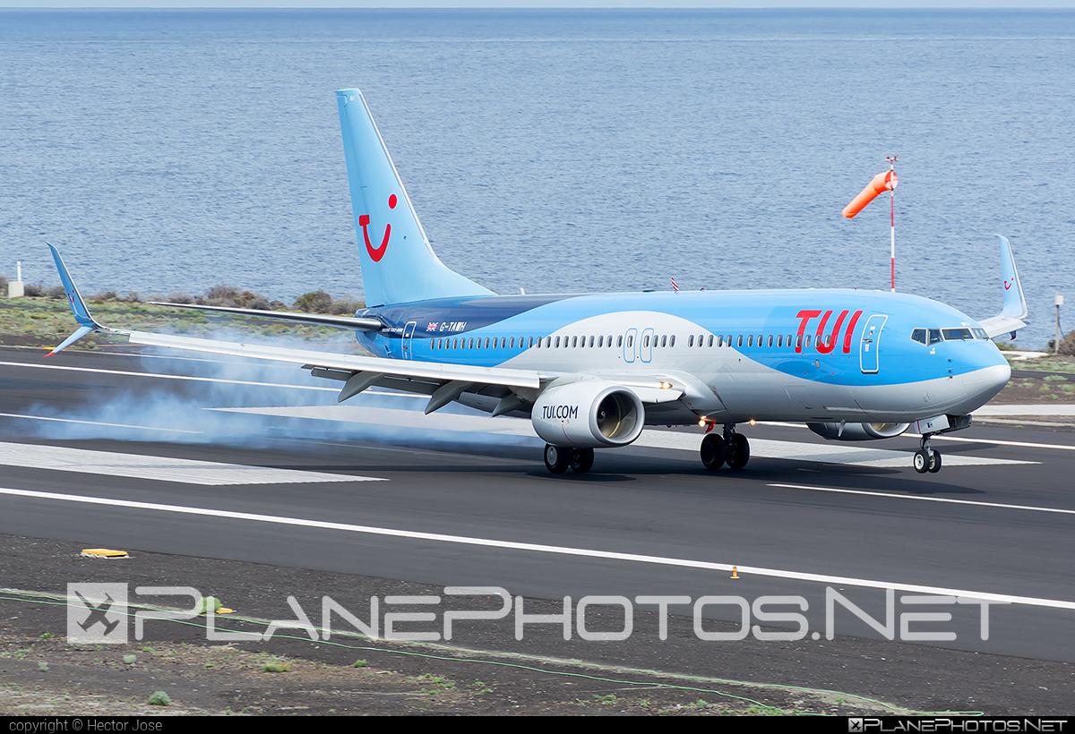 Boeing 737-800 - G-TAWH operated by TUIfly #b737 #b737nextgen #b737ng #boeing #boeing737 #tui #tuifly