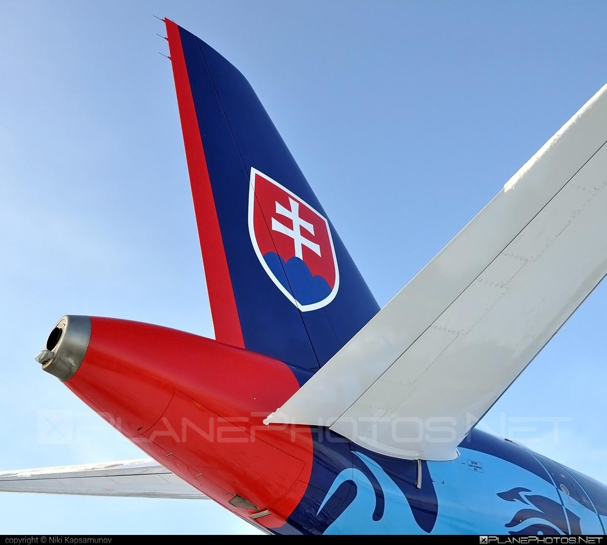Airbus ACJ319-115 - OM-BYA operated by Letecký útvar MV SR (Slovak Government Flying Service) #acj319 #acj319115 #airbus #airbuscorporatejet