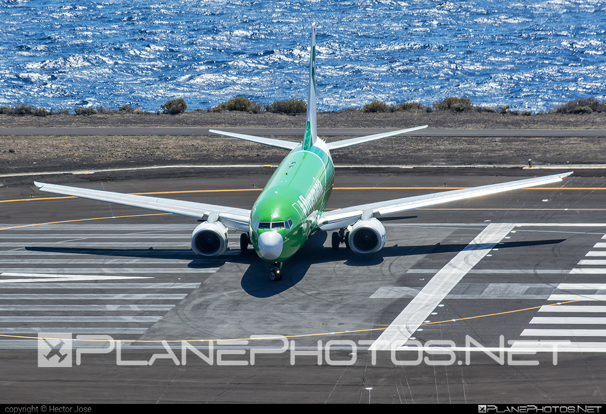 Boeing 737-700 - D-AGER operated by Germania #b737 #b737nextgen #b737ng #boeing #boeing737