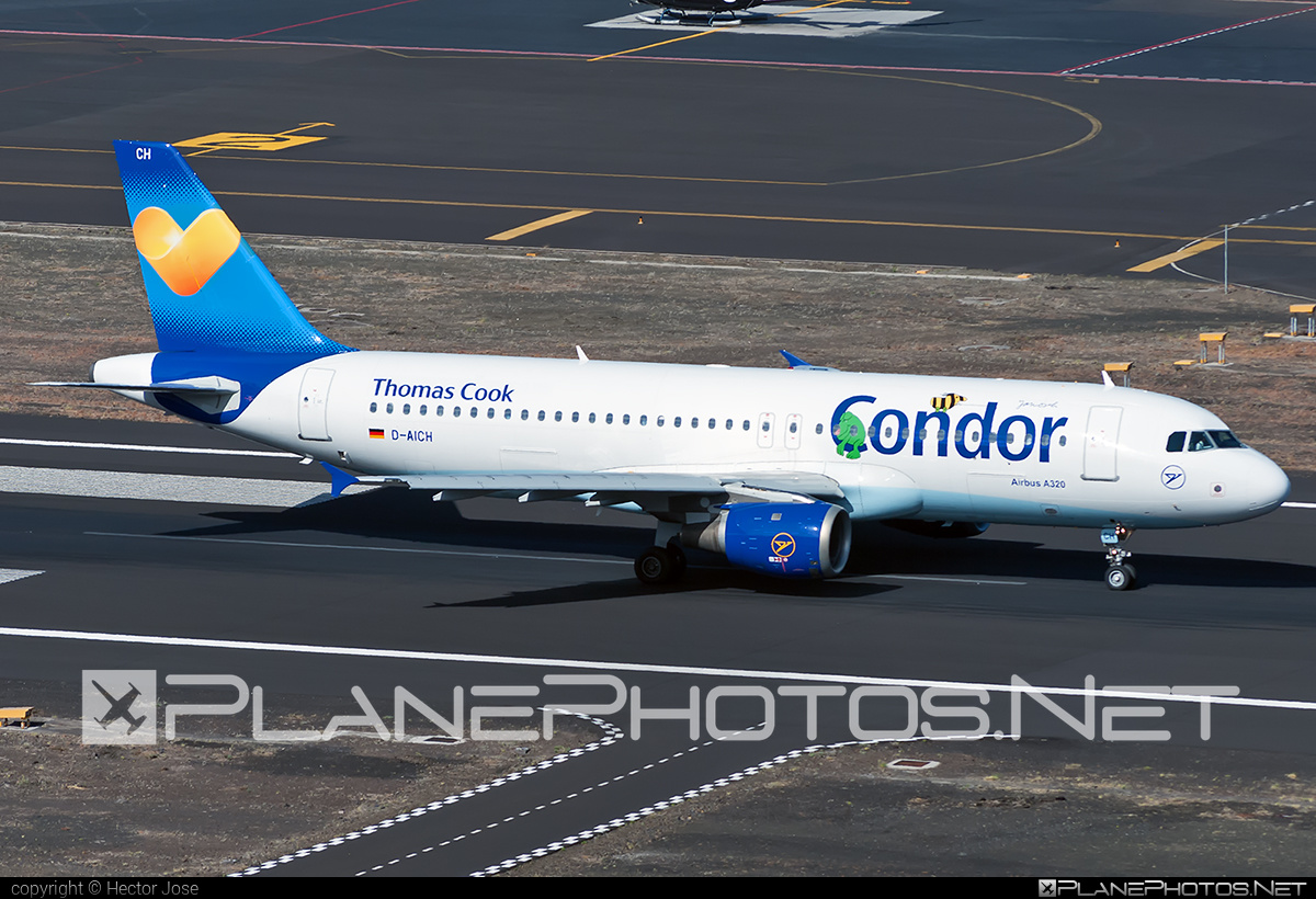 Airbus A320-212 - D-AICH operated by Condor #a320 #a320family #airbus #airbus320