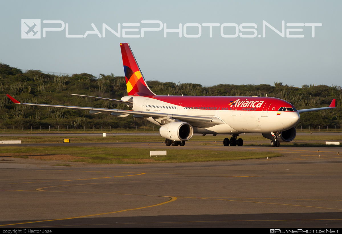Airbus A330-243 - N975AV operated by Avianca #a330 #a330family #airbus #airbus330 #avianca