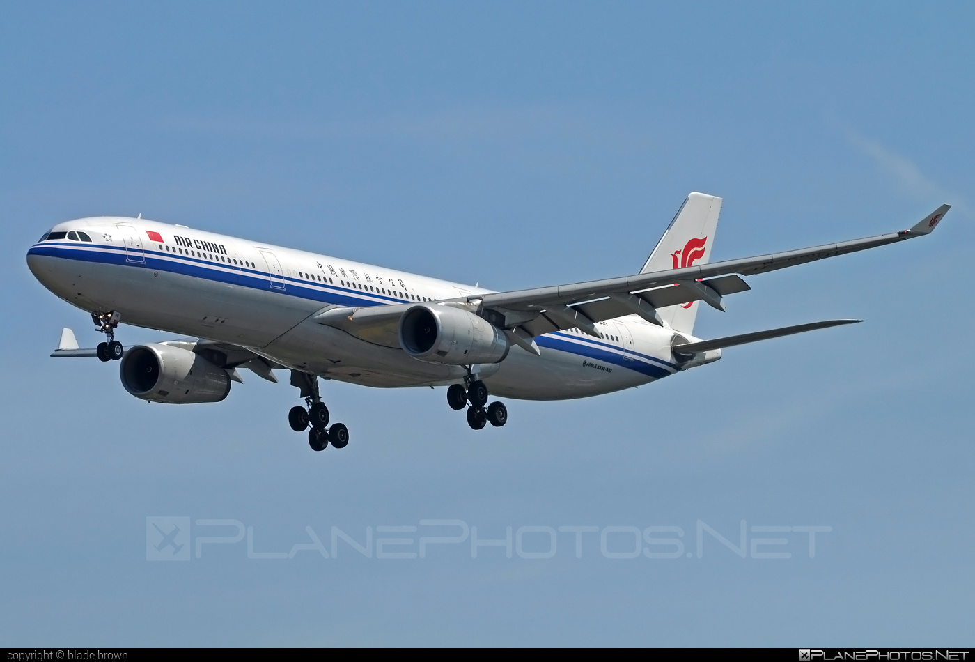 Airbus A330-343 - B-5916 operated by Air China #a330 #a330family #airbus #airbus330 #airchina