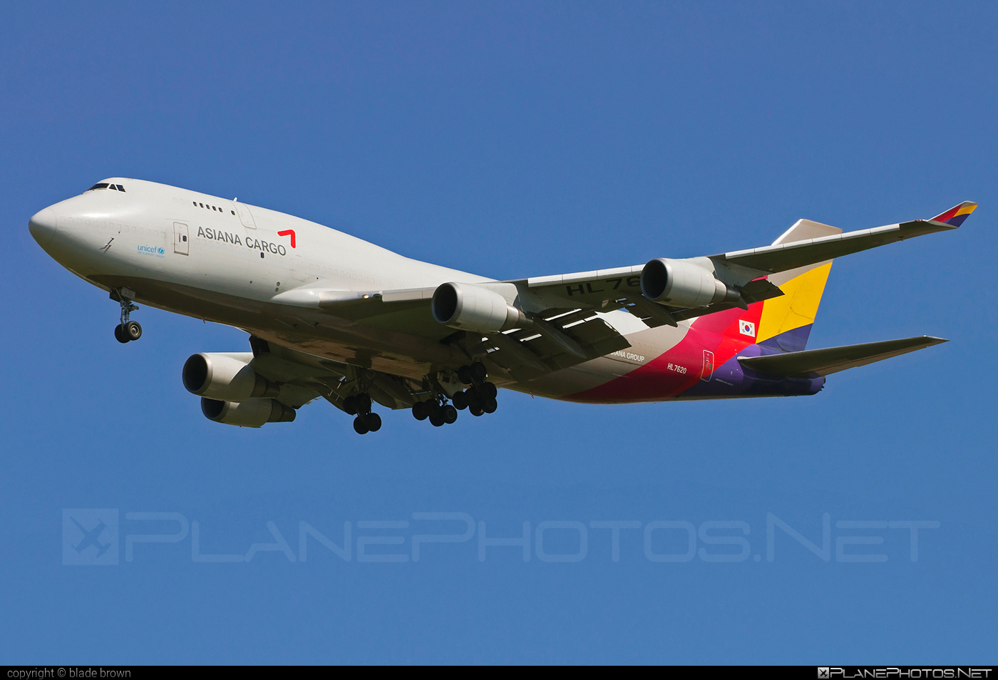 Boeing 747-400BDSF - HL7620 operated by Asiana Cargo #asianacargo #b747 #b747bdsf #b747freighter #bedekspecialfreighter #boeing #boeing747 #jumbo