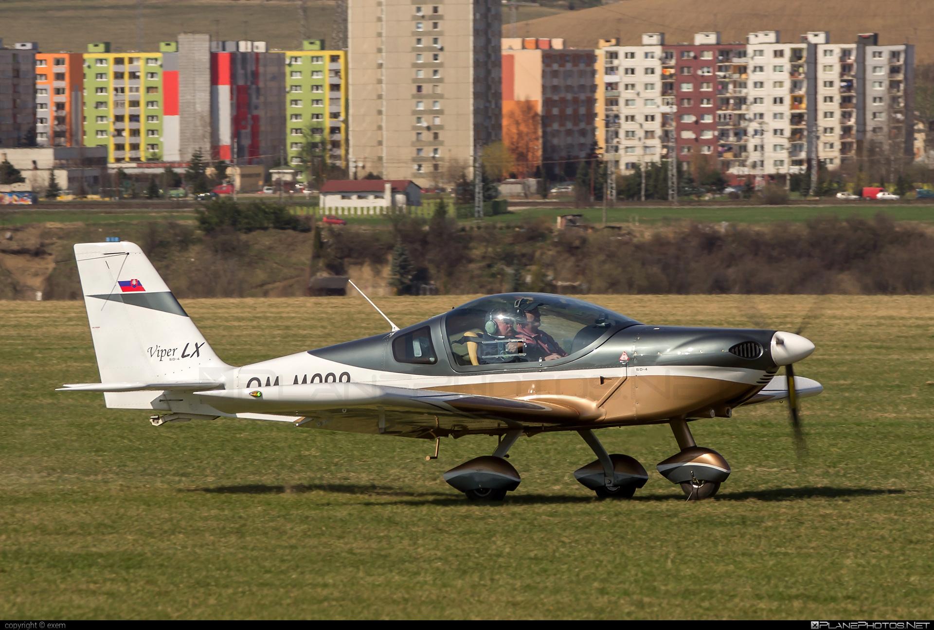 Tomark SD-4 Viper - OM-M099 operated by Private operator #sd4viper #tomark