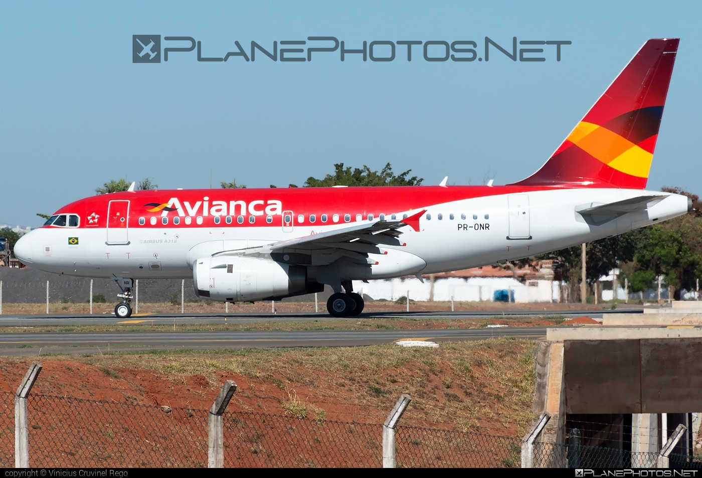 Airbus A318-121 - PR-ONR operated by Avianca Brasil #a318 #a320family #airbus #airbus318 #avianca #aviancabrasil